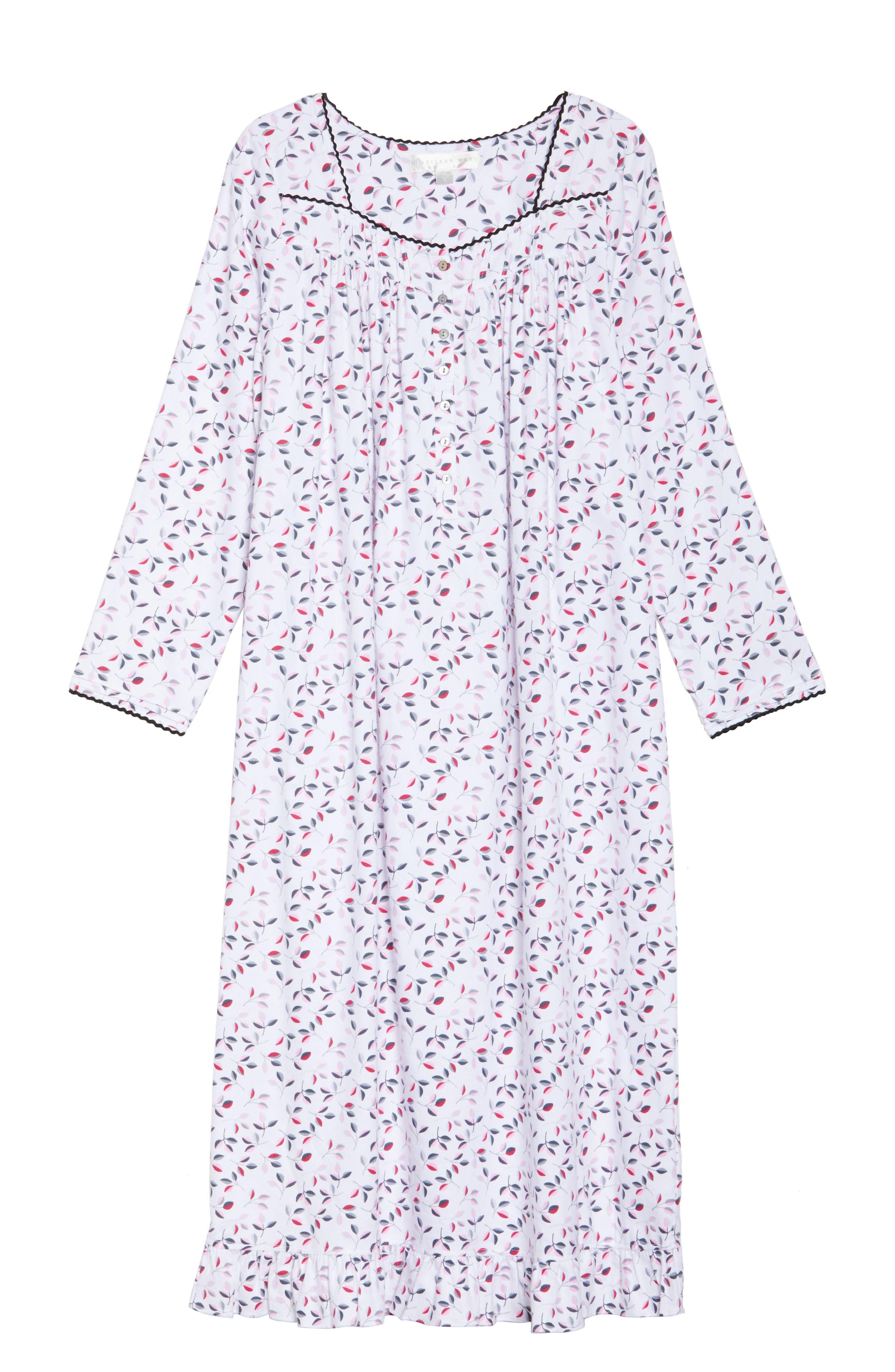 Alternate Image 4  - Eileen West Ballet Nightgown