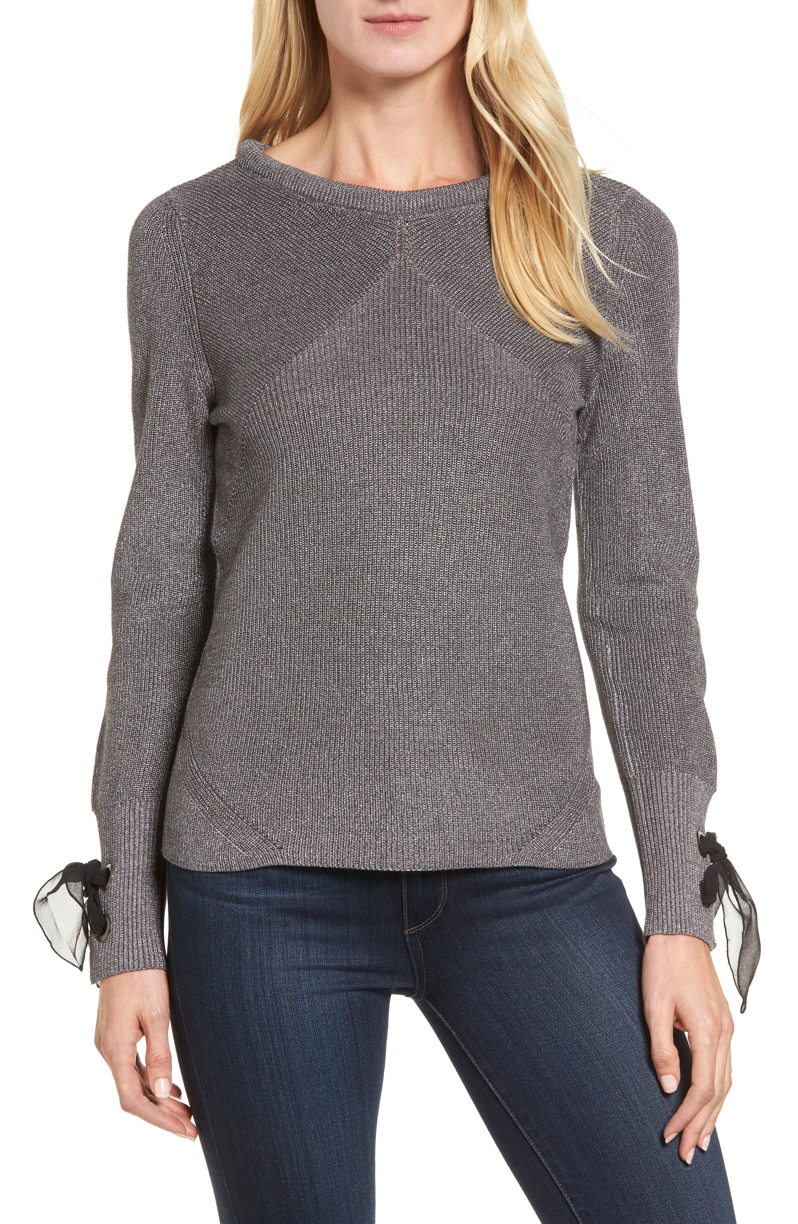 NIC+ZOE Metallic Muse Top (Regular & Petite)