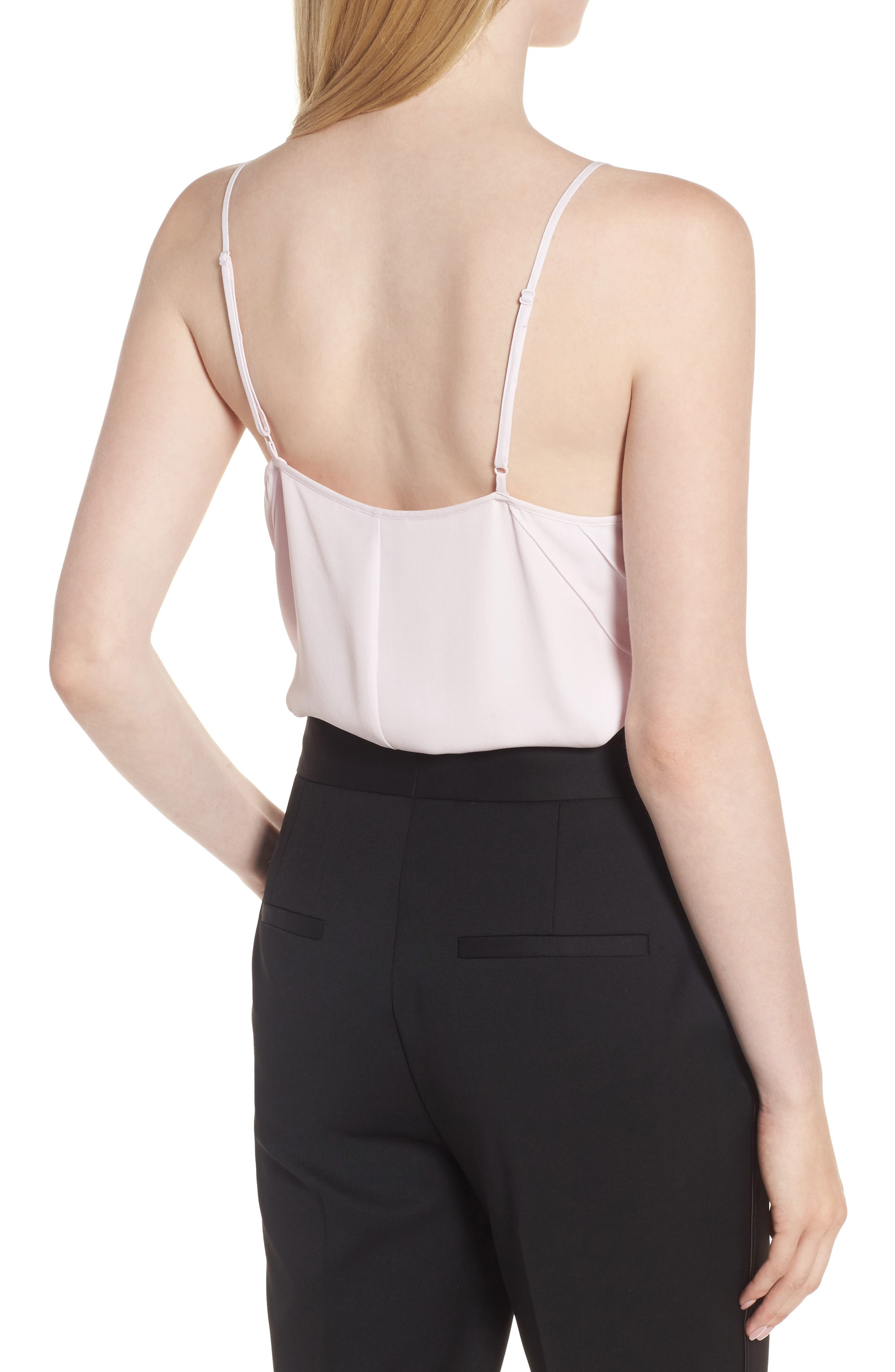 Alternate Image 2  - Lewit Silk Camisole