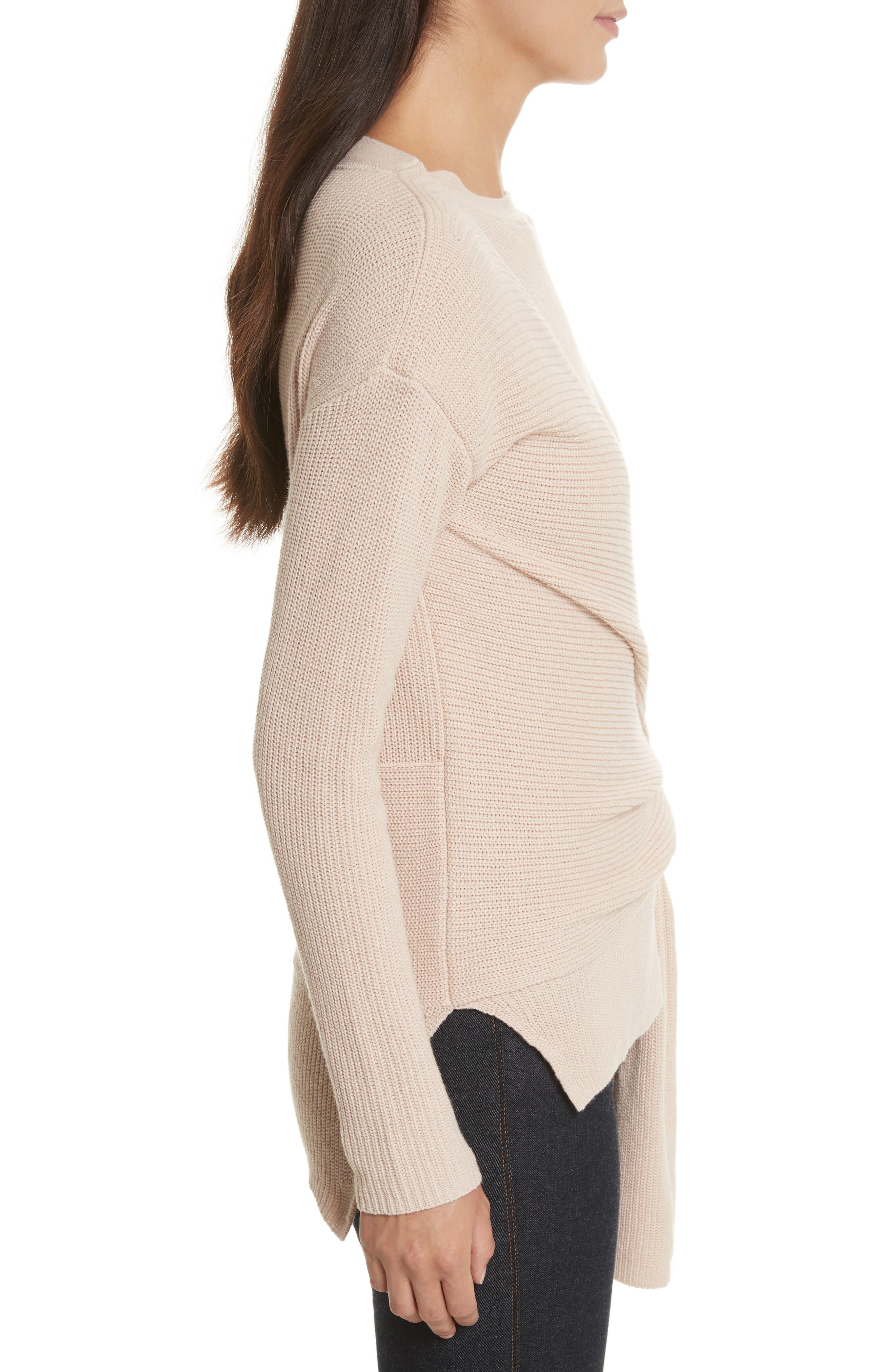 Alternate Image 3  - Brochu Walker Greys Wrap Sweater