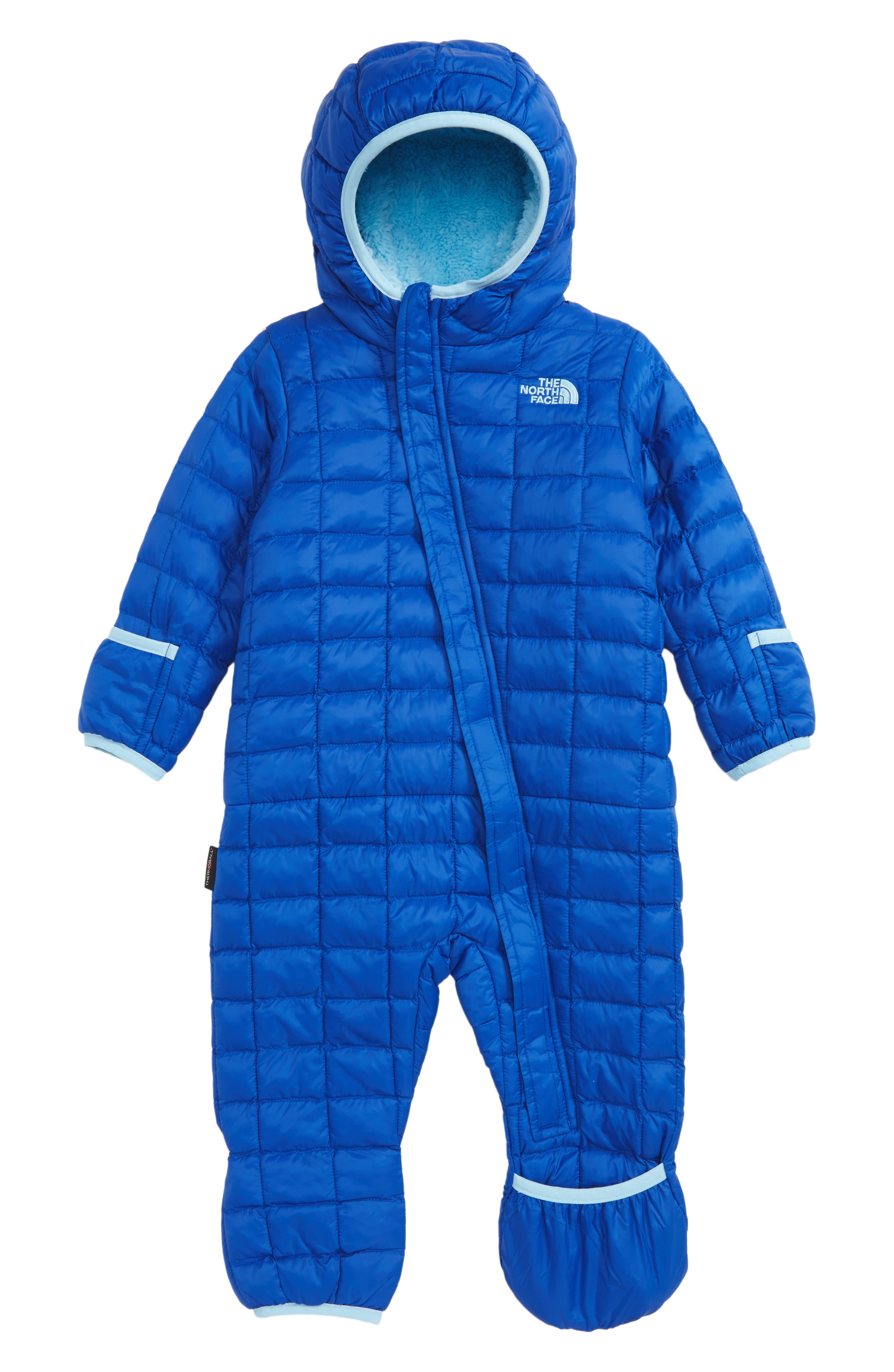 The North Face 'ThermoBall™' PrimaLoft® Bunting (Baby Boys)