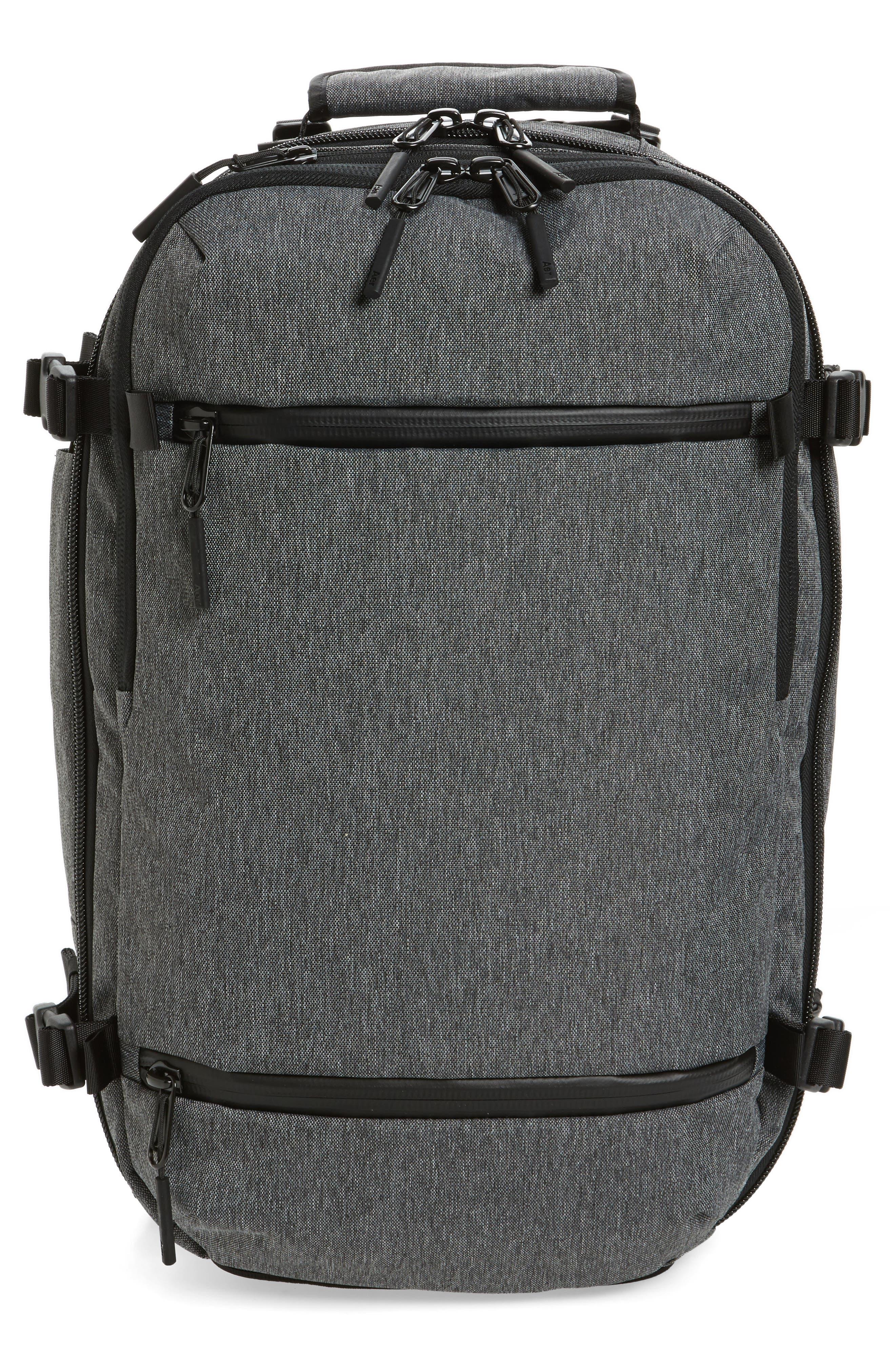 Travel Pack Backpack,                             Main thumbnail 1, color,                             Grey