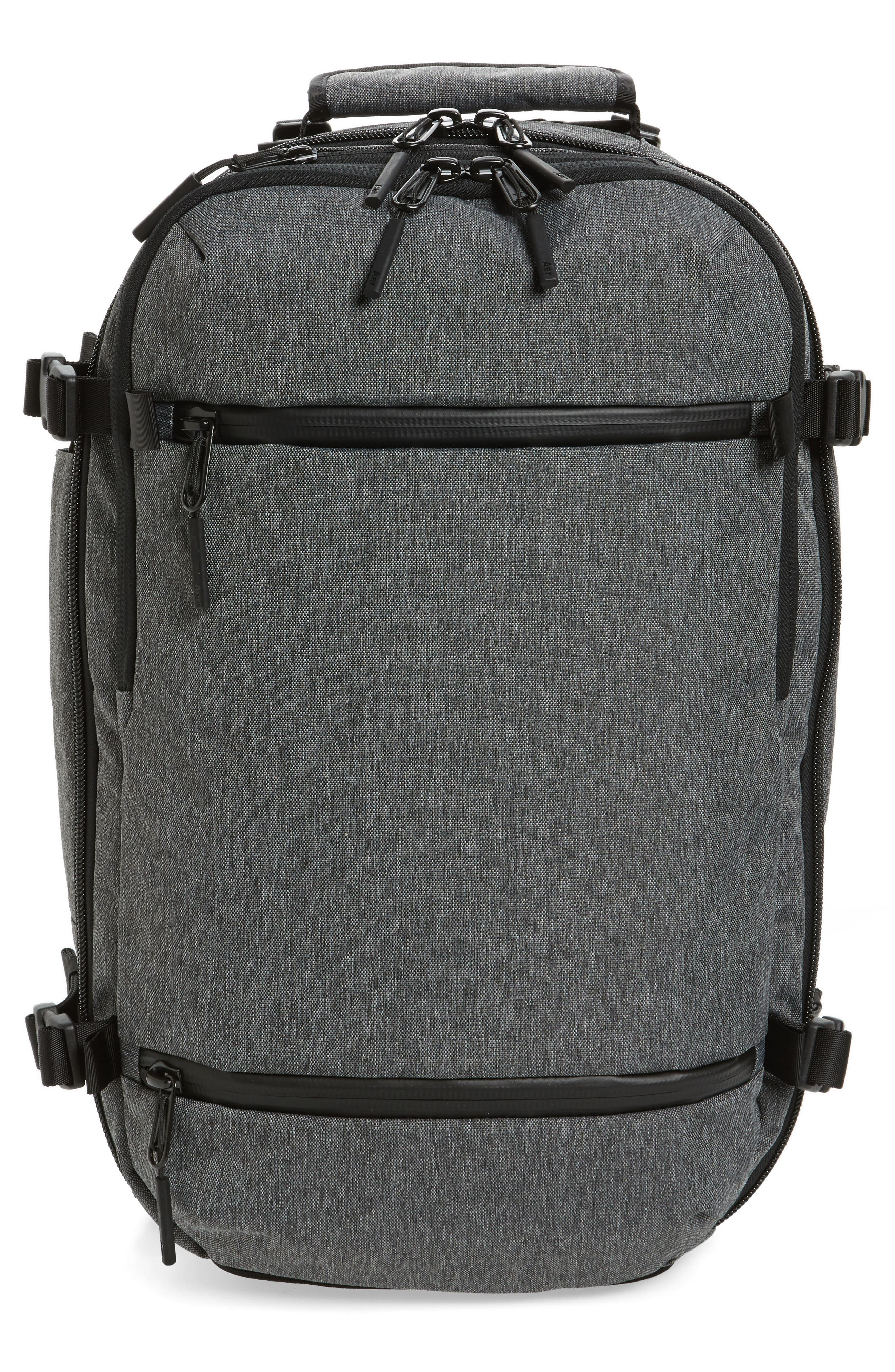 Travel Pack Backpack,                         Main,                         color, Grey