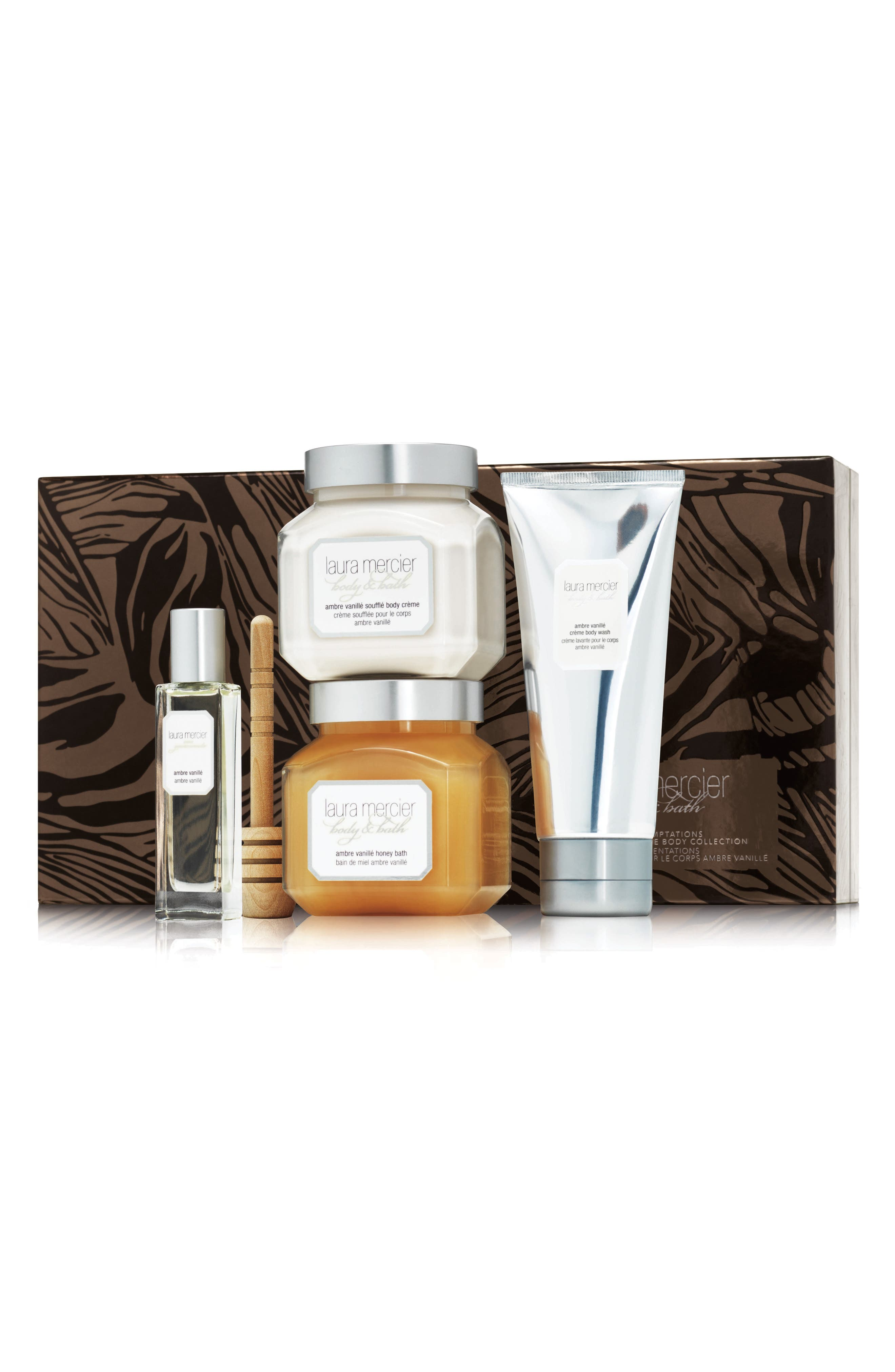 Main Image - Laura Mercier Sweet Temptations Luxe Body Collection ($109 Value)