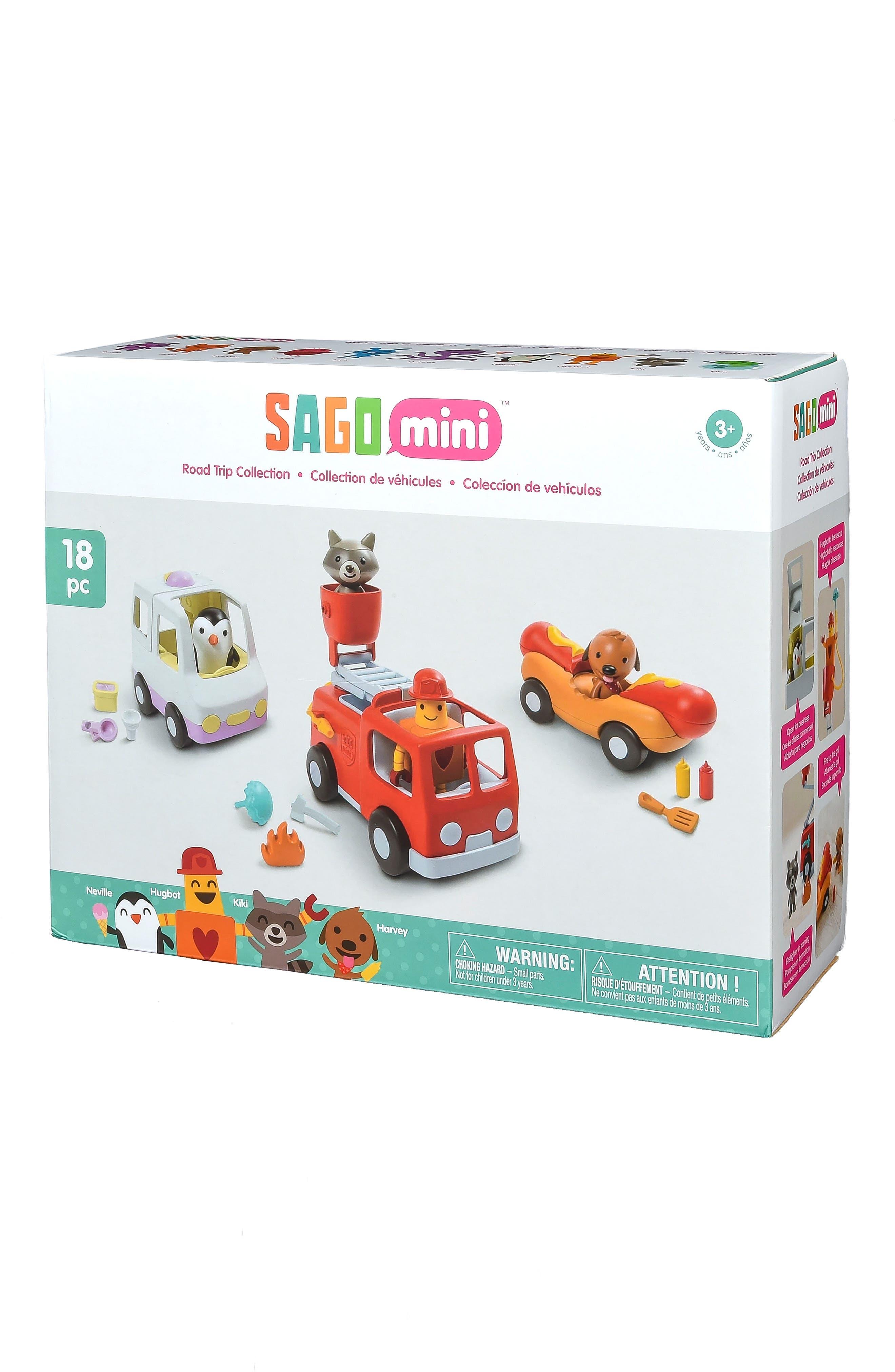 Alternate Image 1 Selected - Sago Mini Road Trip Play Set