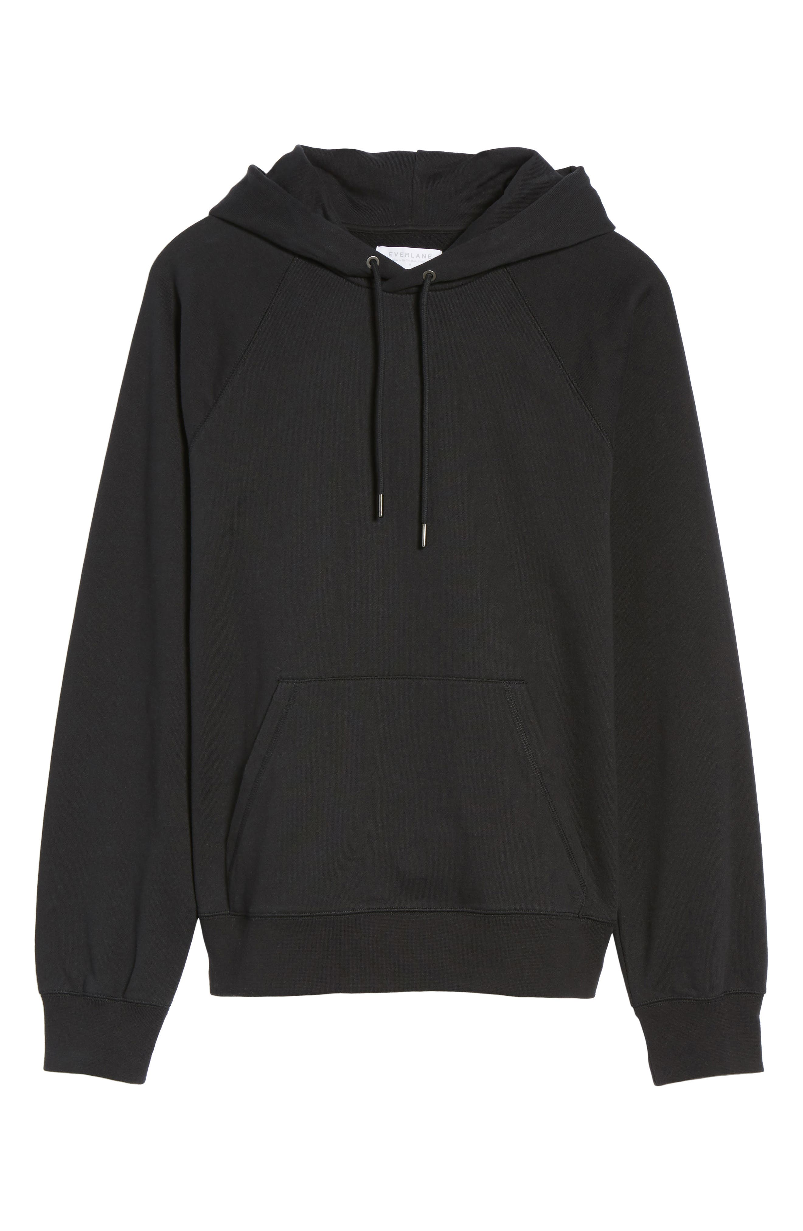 Alternate Image 5  - Everlane The Classic French Terry Pullover Hoodie