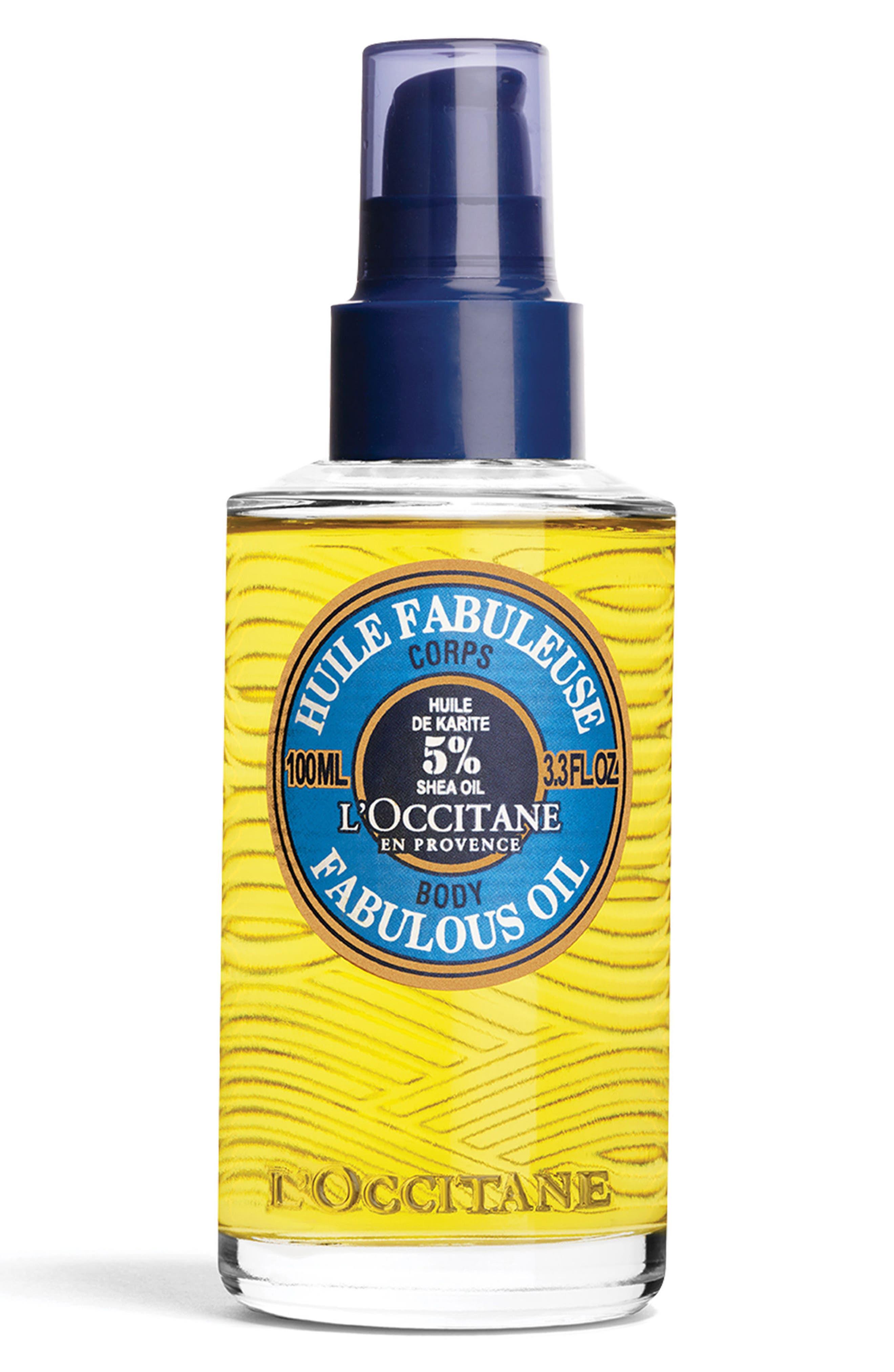 Alternate Image 1 Selected - L'Occitane Shea Fabulous Oil
