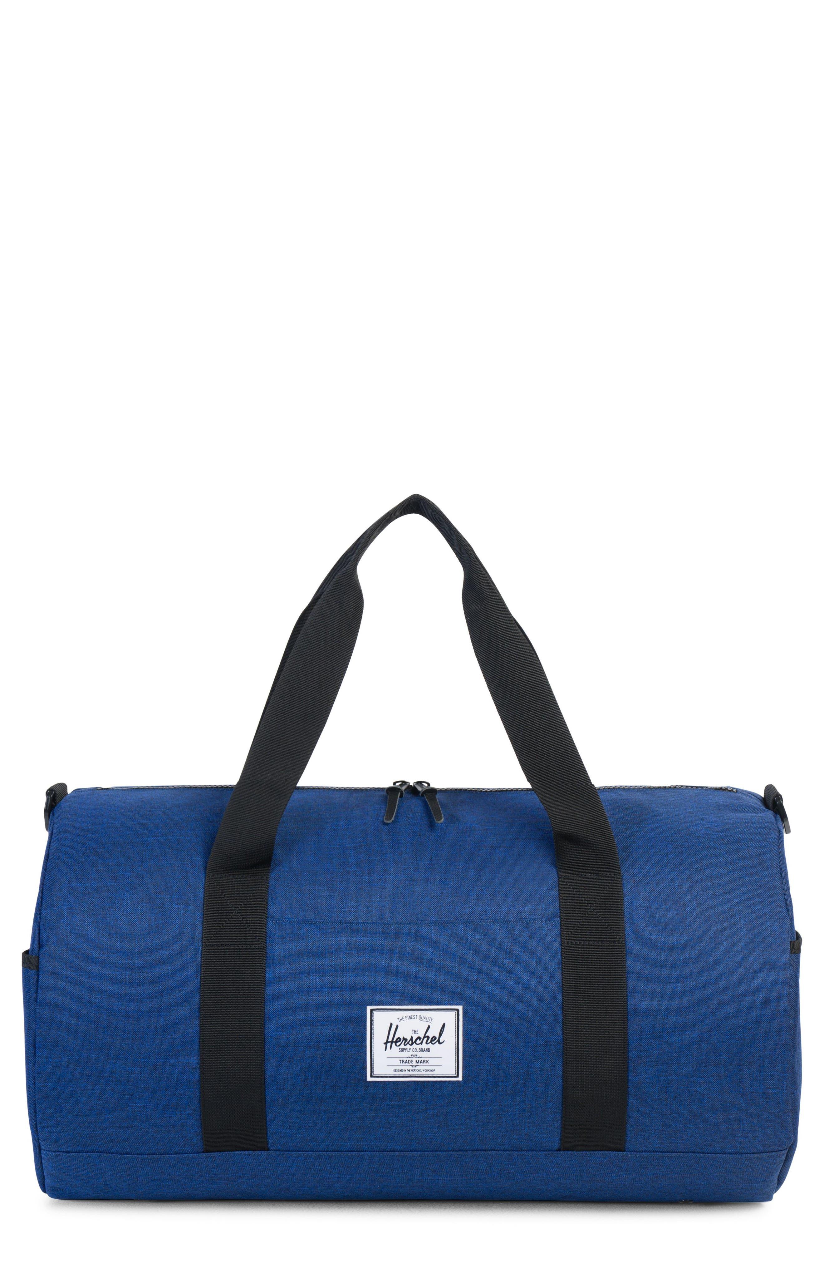Sutton Duffel Bag,                             Main thumbnail 1, color,                             Eclipse Crosshatch