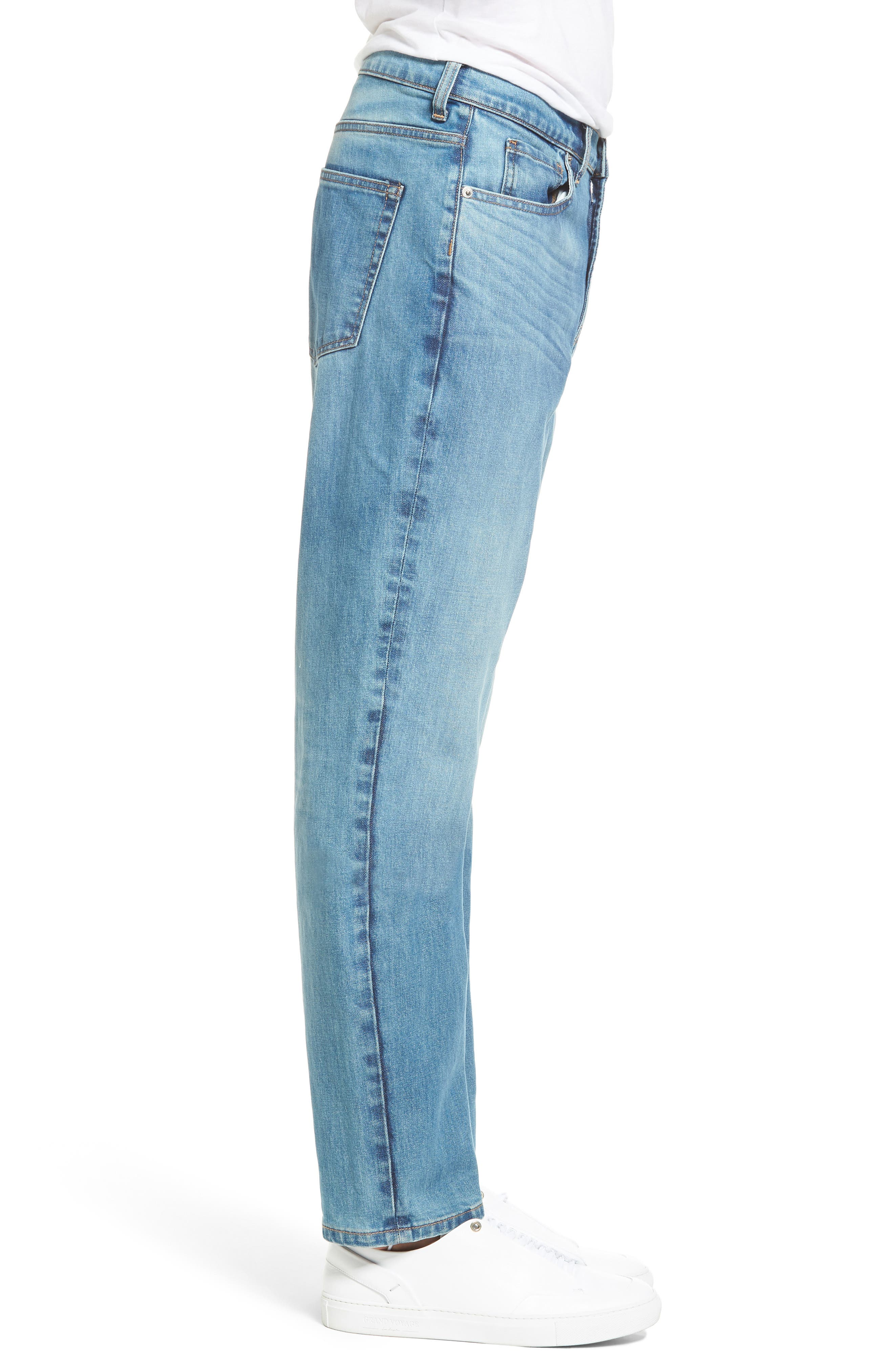 Alternate Image 3  - Everlane The Straight Fit Jeans
