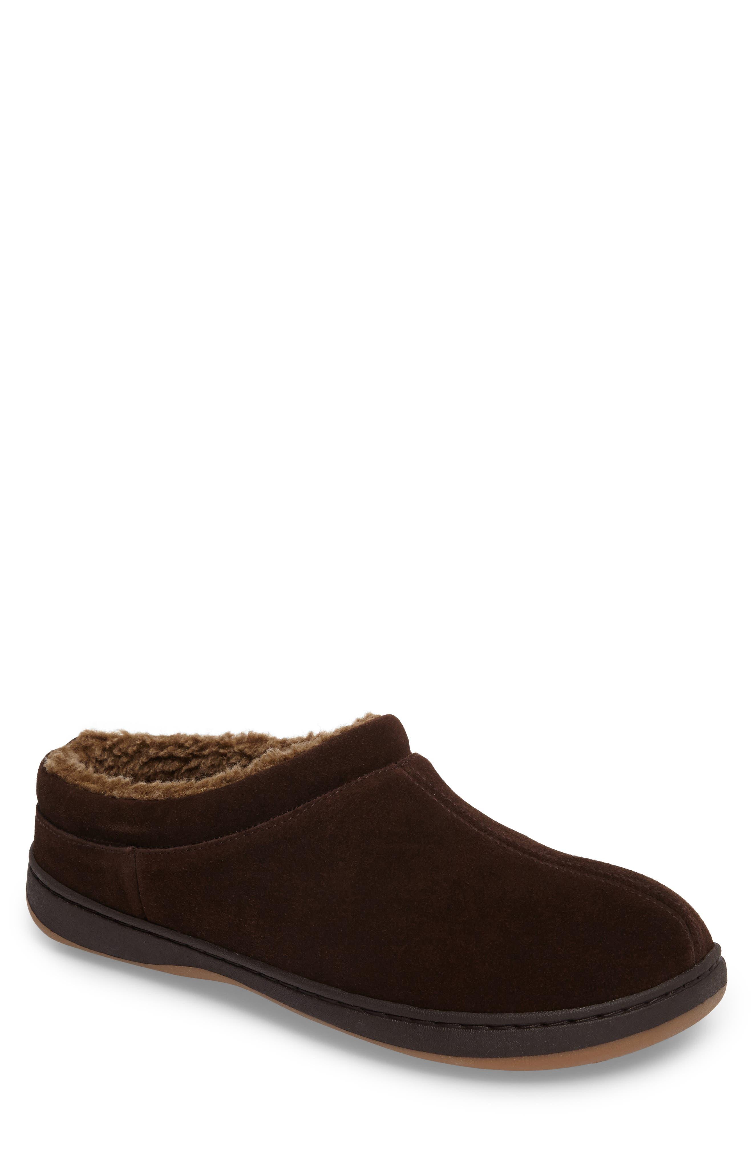 Men's Slip-On Slippers \u0026 Moccasins