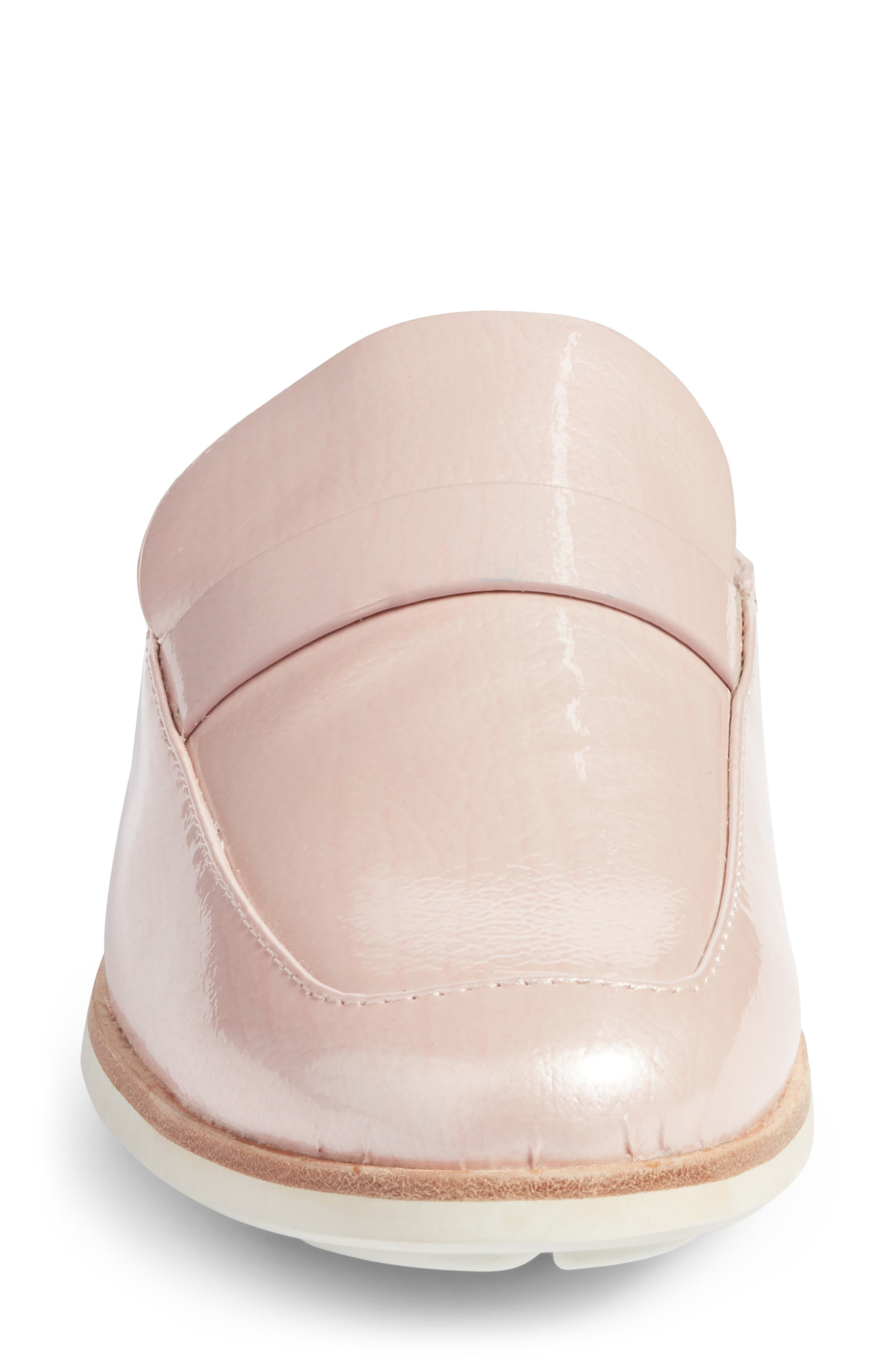 by Kenneth Cole Everett Mule,                             Alternate thumbnail 4, color,                             Rose Patent Leather