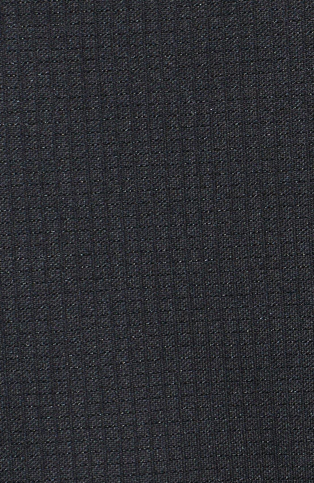 Washington D.C. - Genre DryTec Moisture Wicking Polo,                             Alternate thumbnail 3, color,                             Black