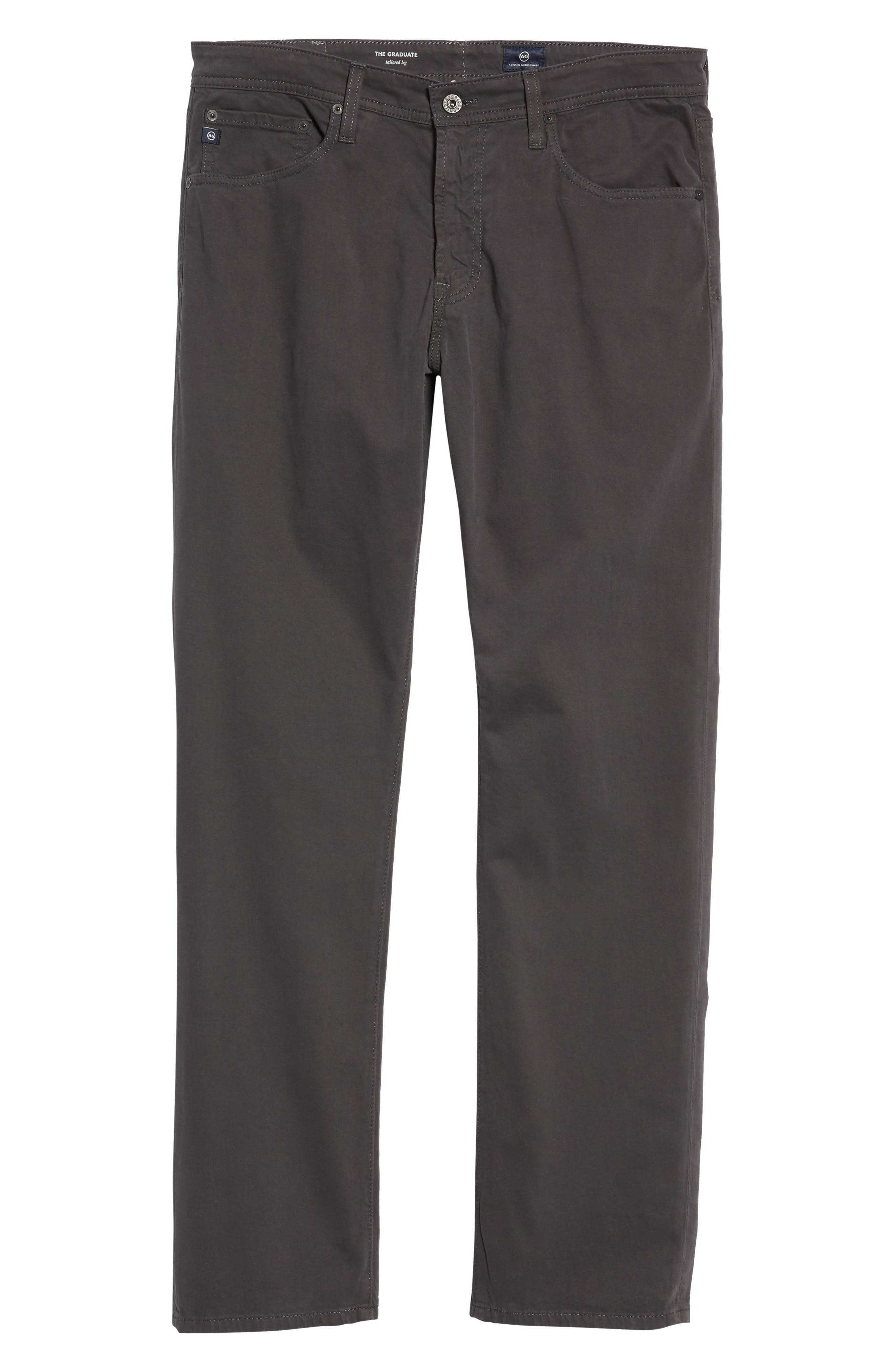 Moncler Pantalones Tailored granate