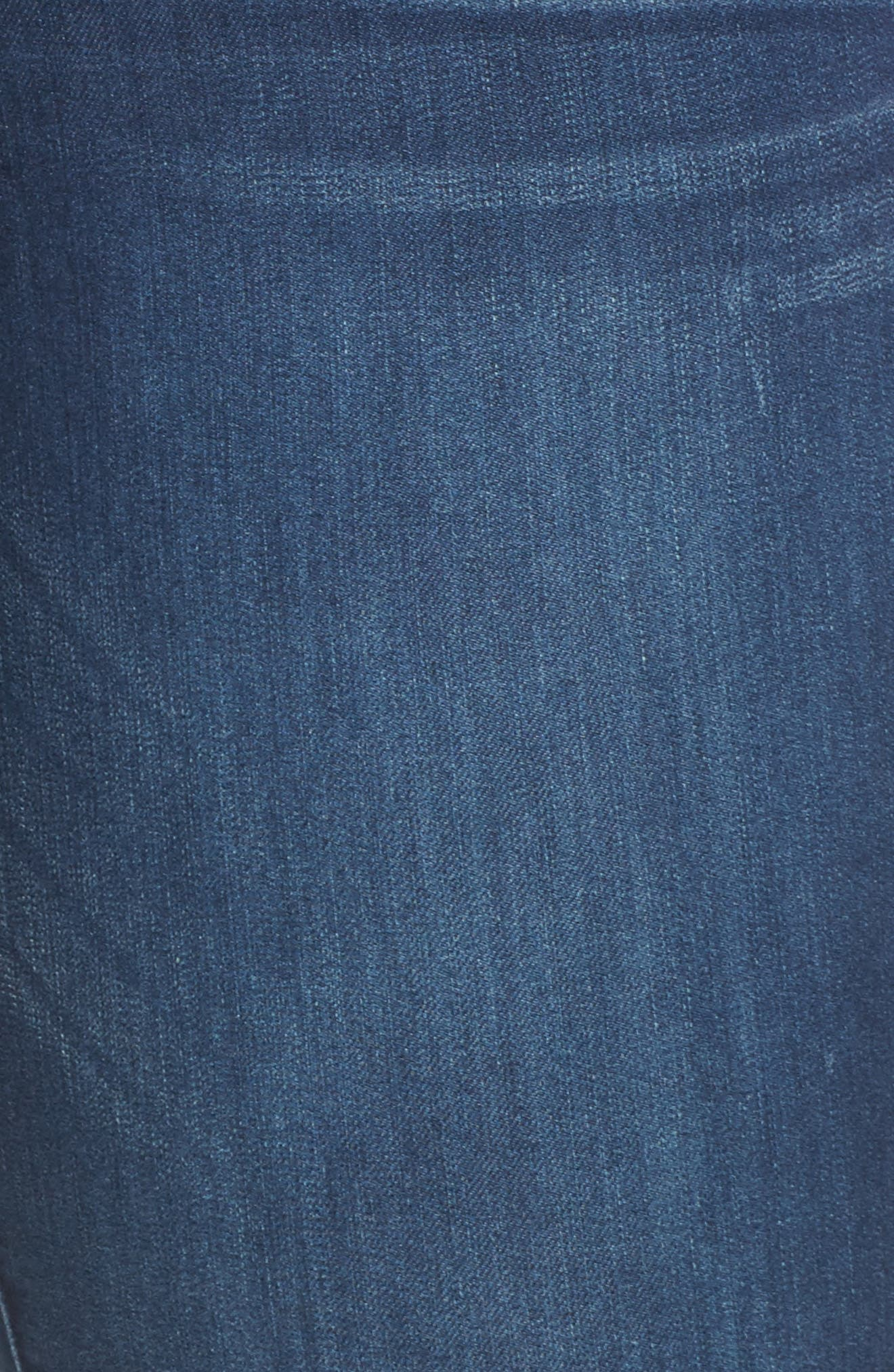 Alternate Image 5  - Wit & Wisdom Ab-solution Skinny Jeans (Plus Size) (Nordstrom Exclusive)