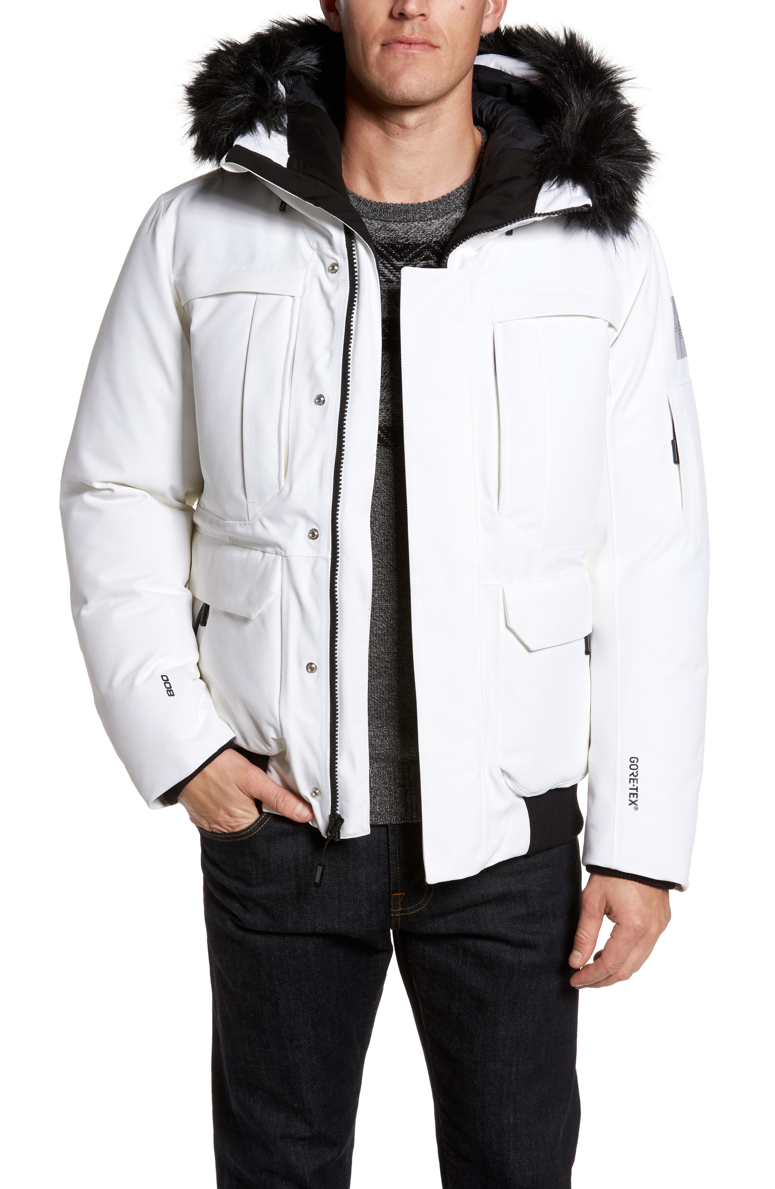 Main Image - The North Face Cryos Expedition Gore-Tex® Bomber Jacket