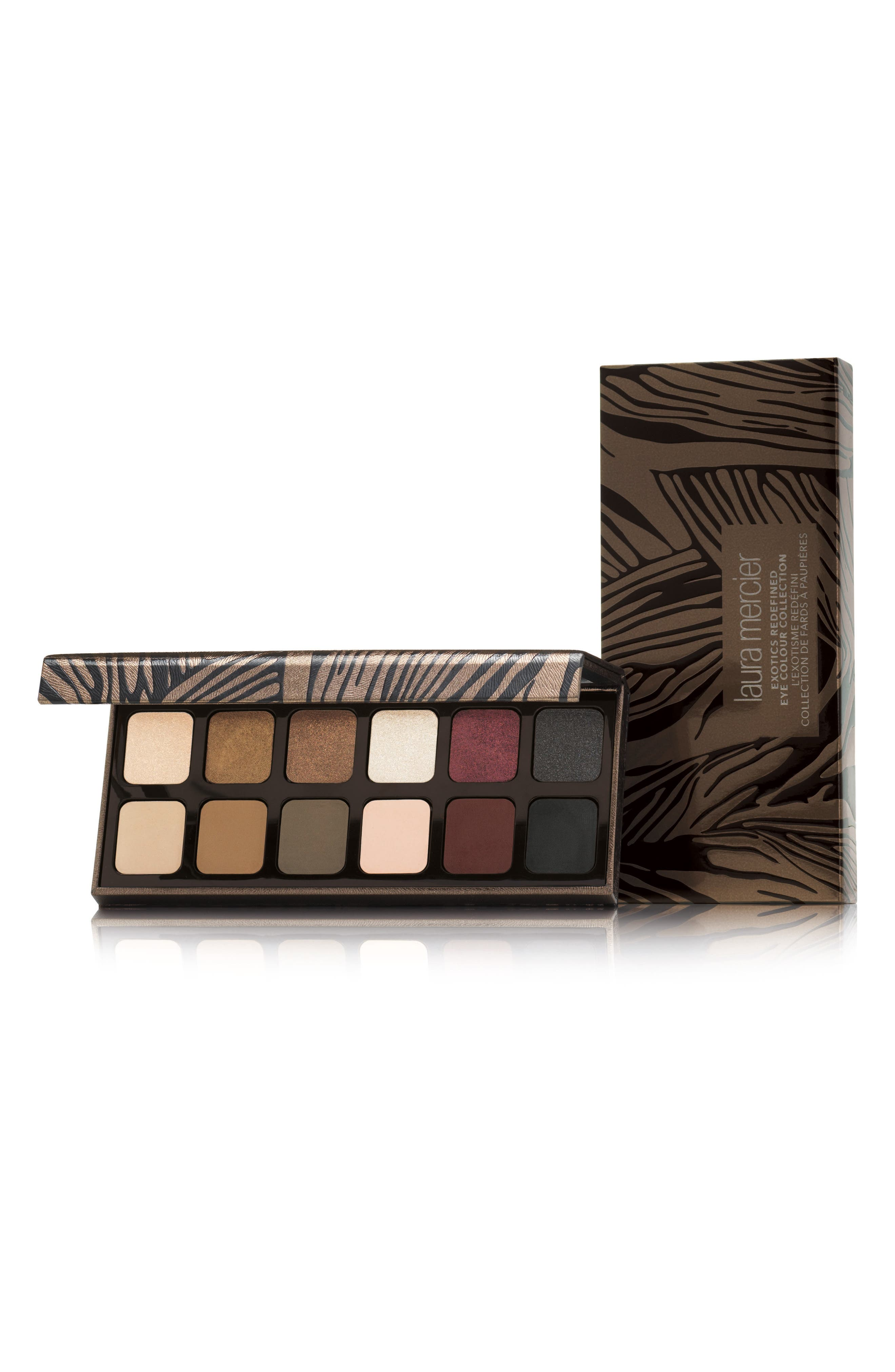 Alternate Image 1 Selected - Laura Mercier Exotics Redefined Eye Color Collection ($96 Value)