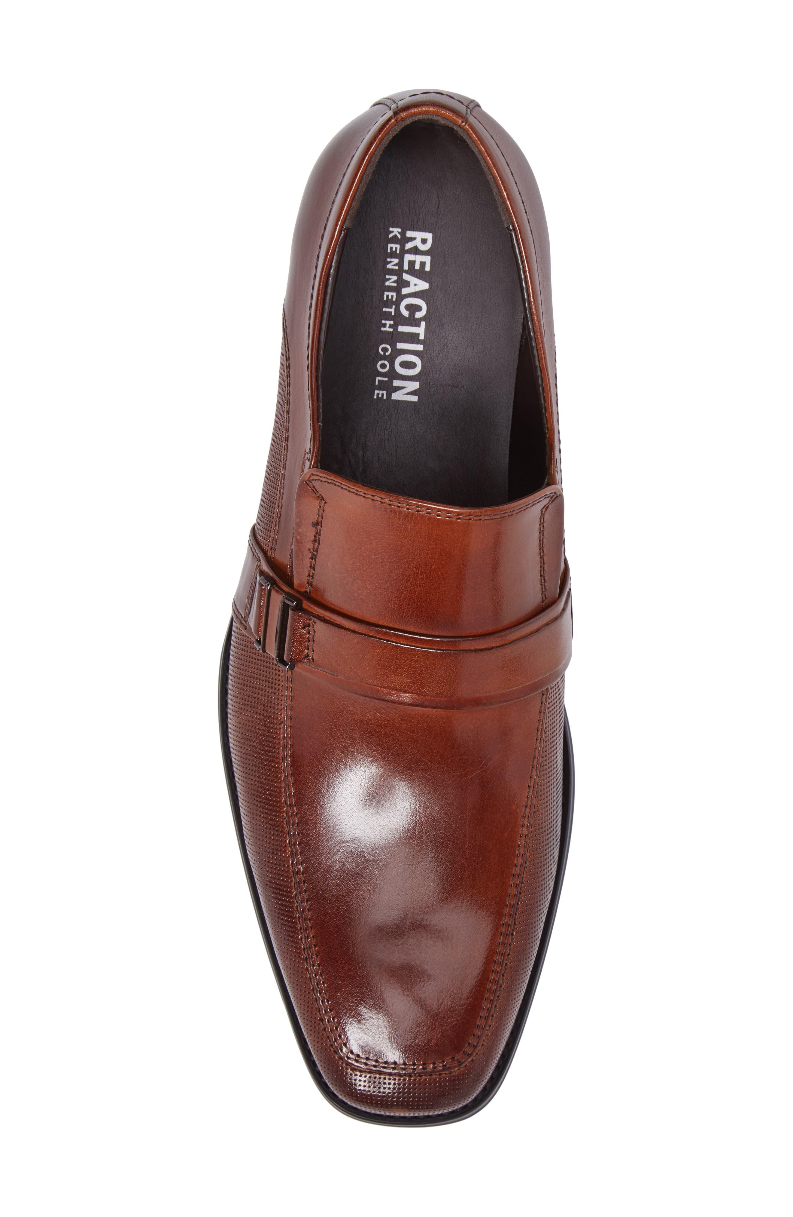 Alternate Image 5  - Reaction Kenneth Cole Design 20912 Banded Loafer (Men)