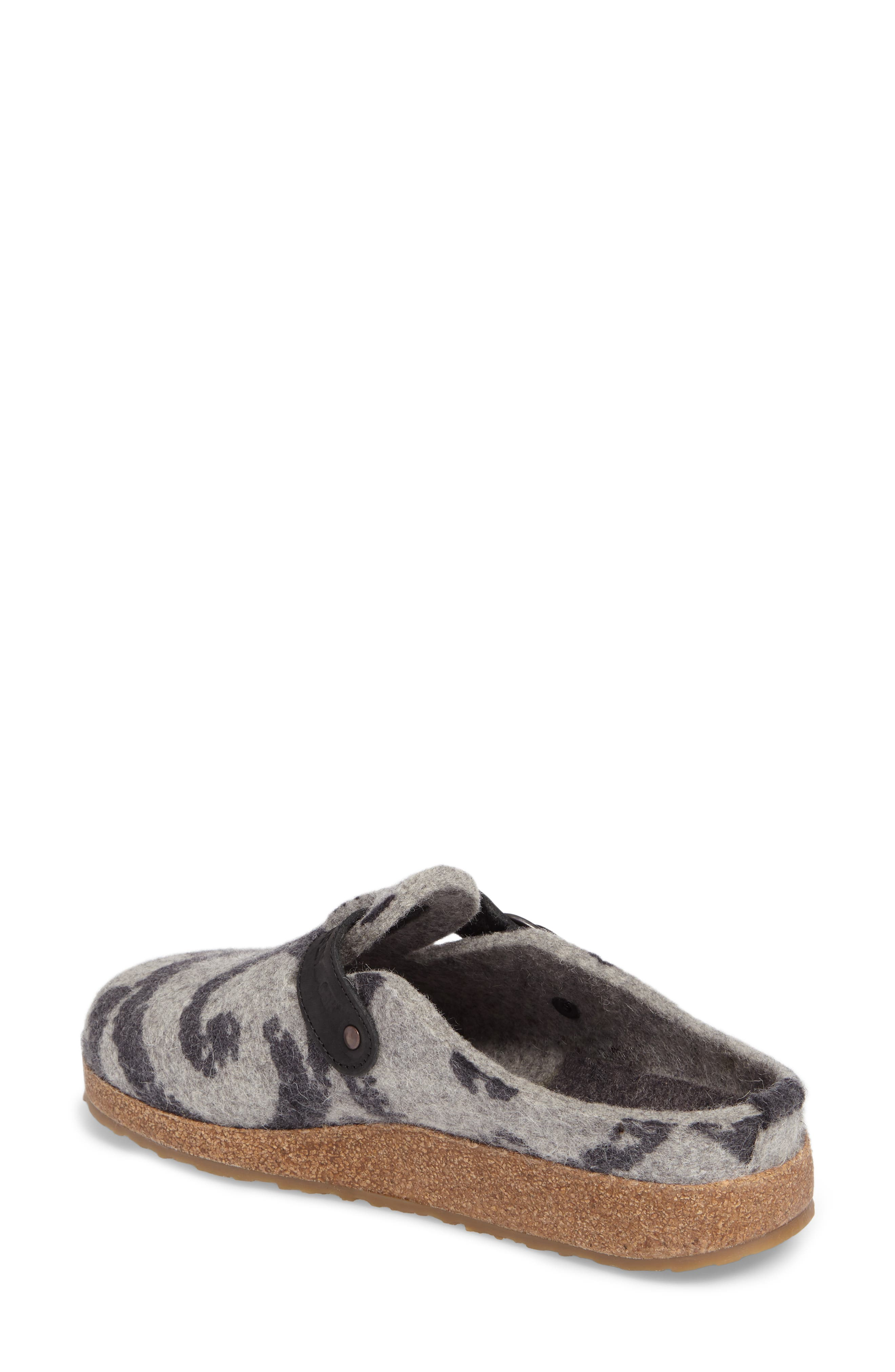 Alternate Image 2  - Haflinger GZB Print Slipper (Women)