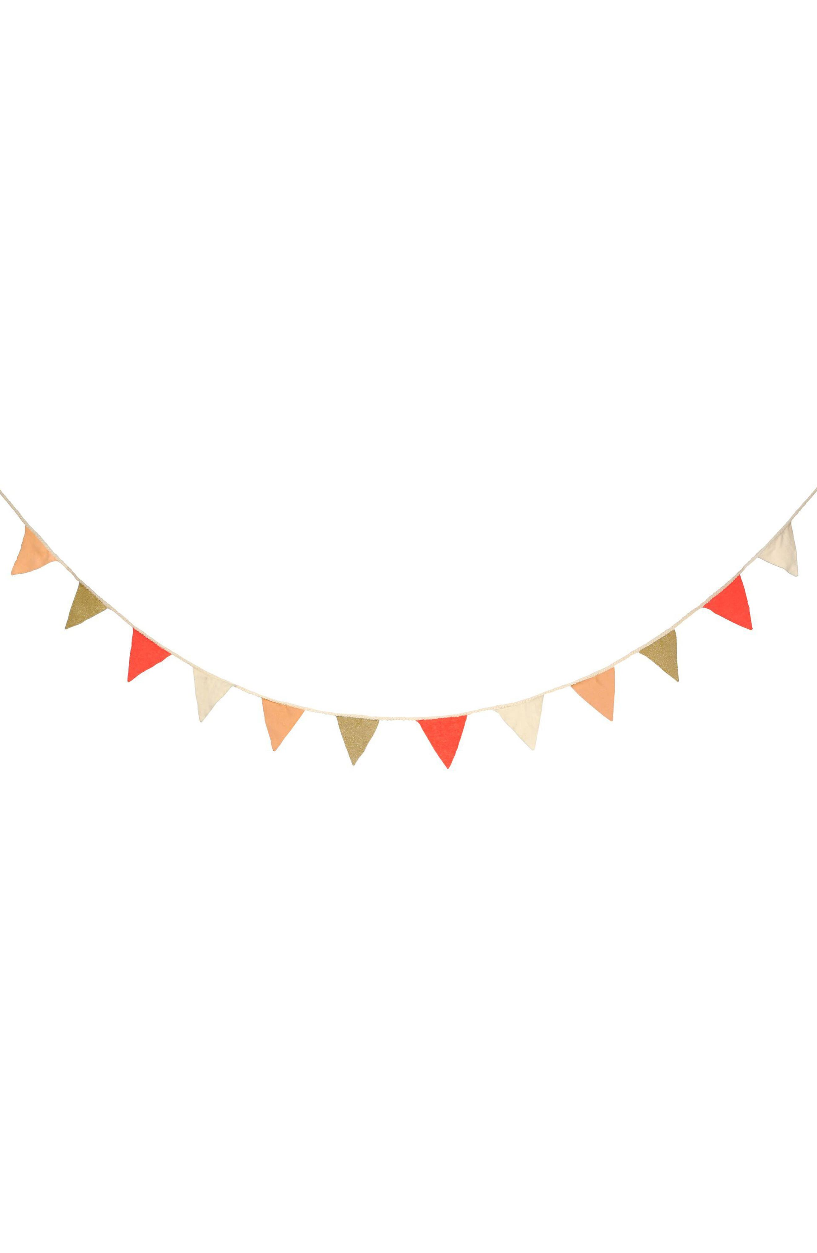 Meri Meri Organic Cotton Flag Garland