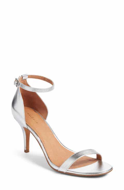 HalogenR Audrey Ankle Strap Sandal Women