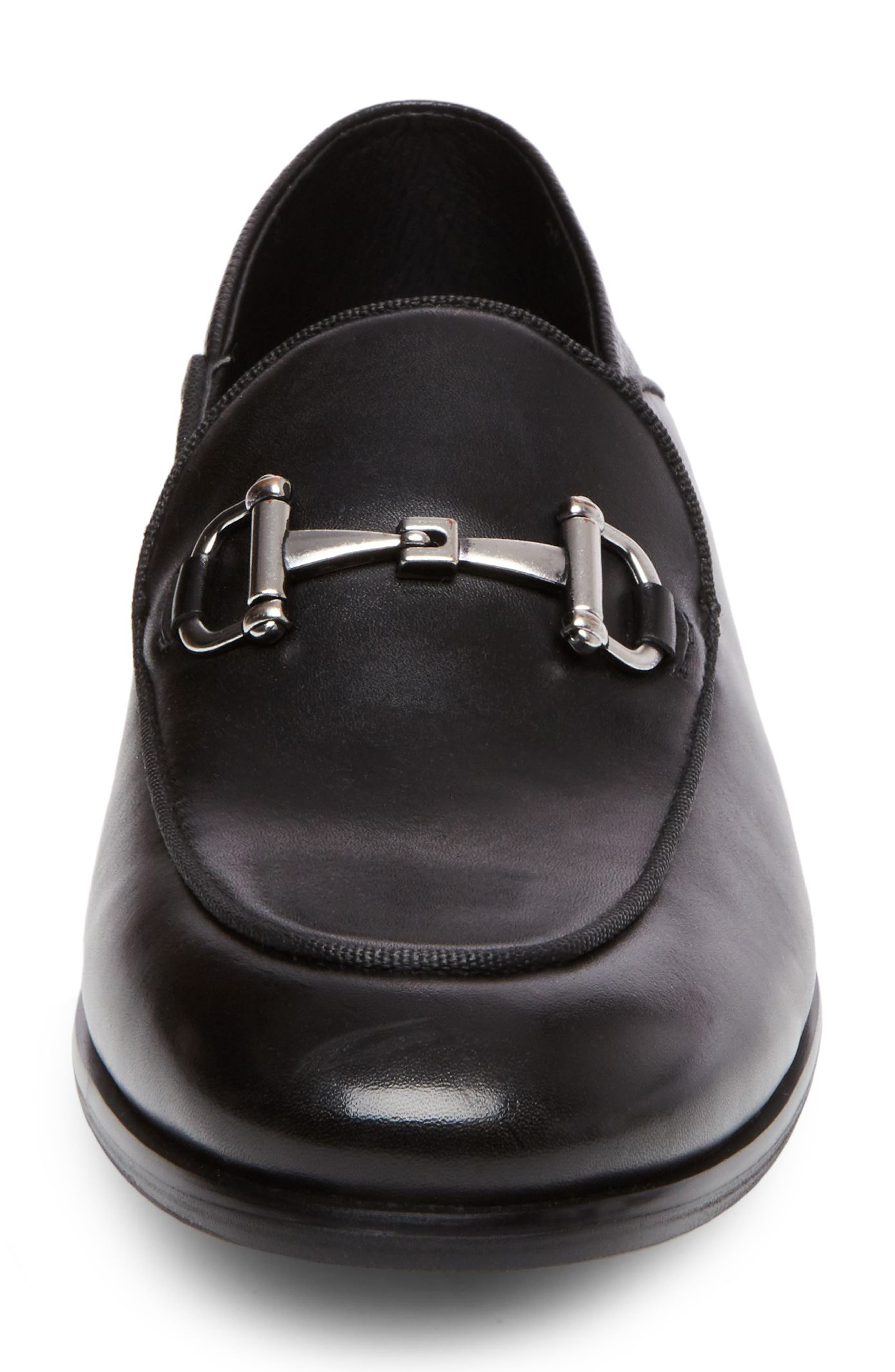 Alternate Image 5  - Steve Madden Sauce Bit Collapsible Loafer (Men)