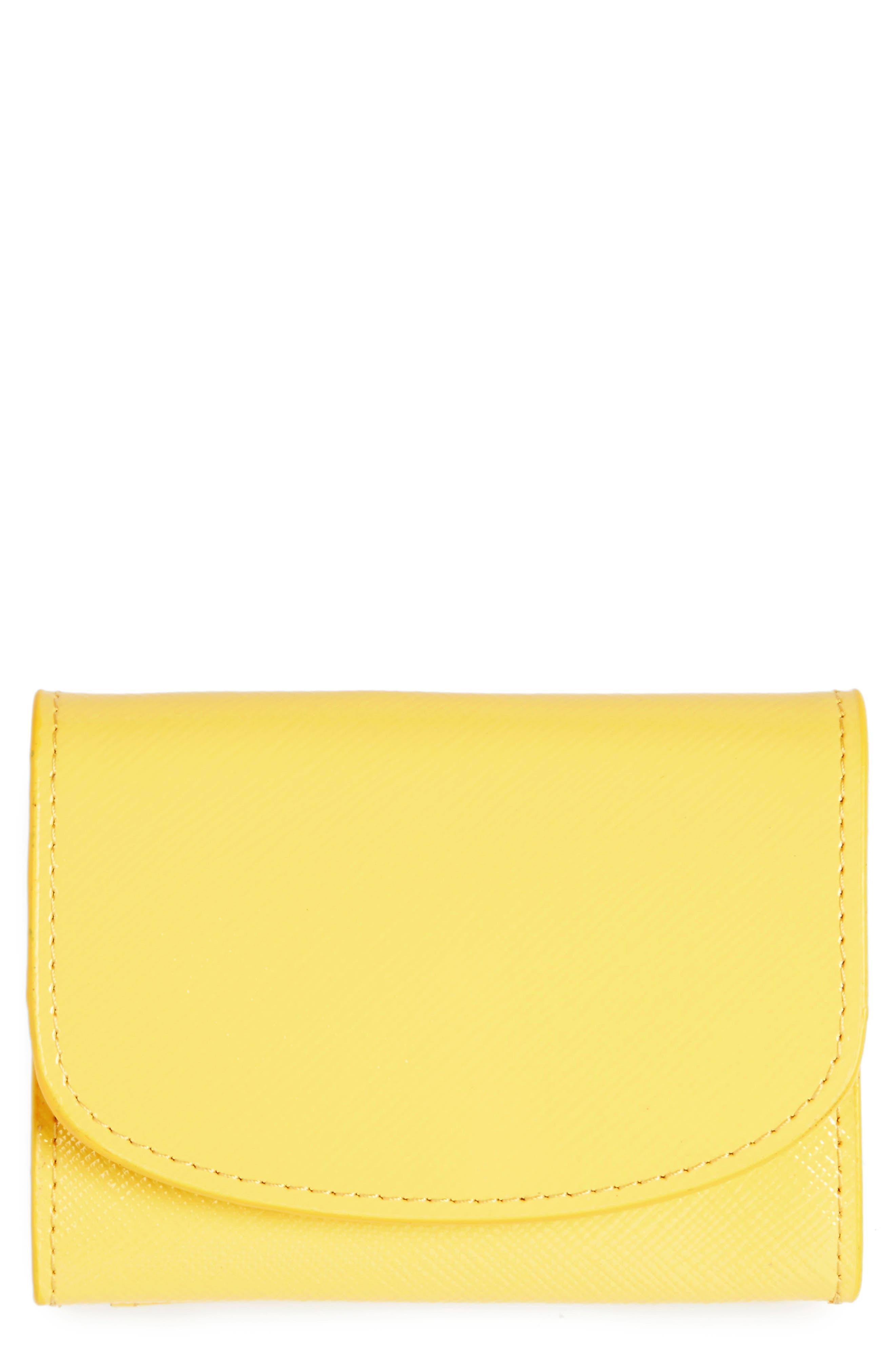 Nordstrom Leather Card Holder