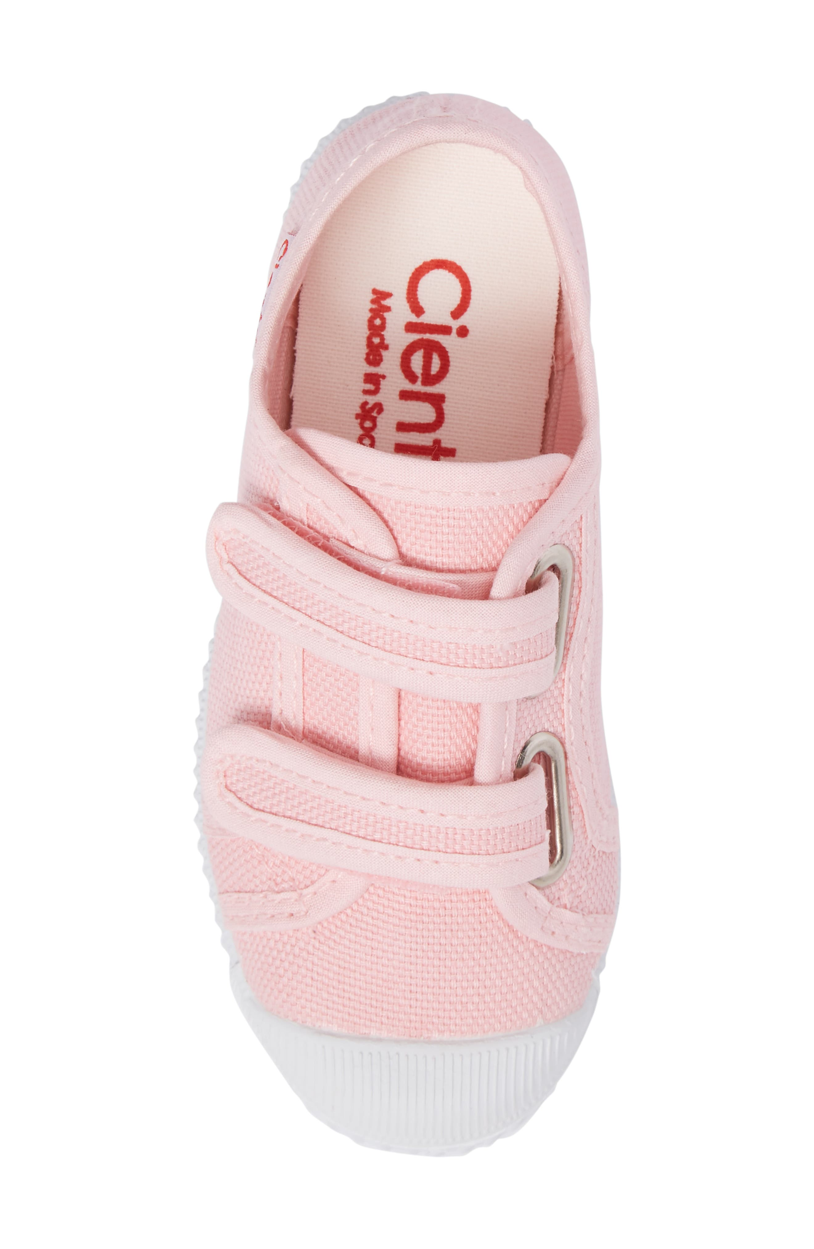 Alternate Image 5  - Cienta Canvas Sneaker (Walker & Toddler)