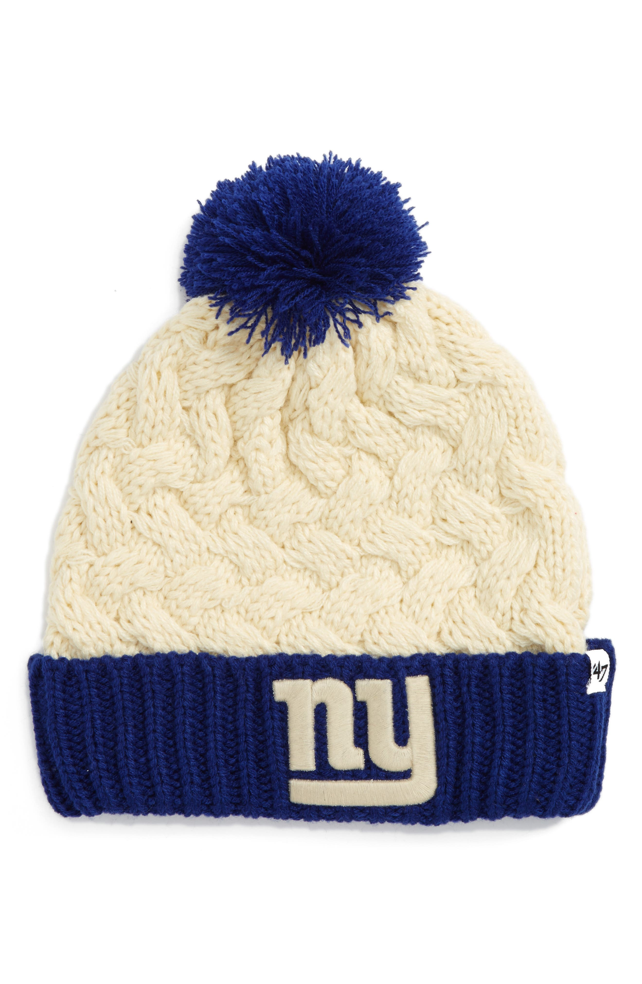 Alternate Image 1 Selected - '47 Matterhorn NY Giants Beanie