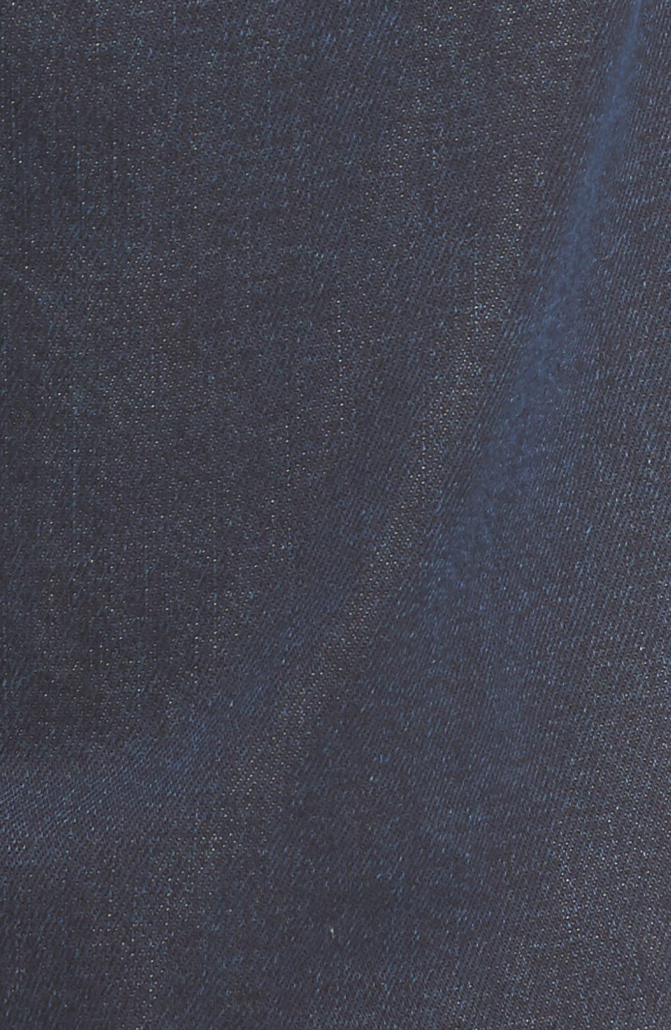 Thommer Slim Fit Jeans,                             Alternate thumbnail 5, color,                             Denim