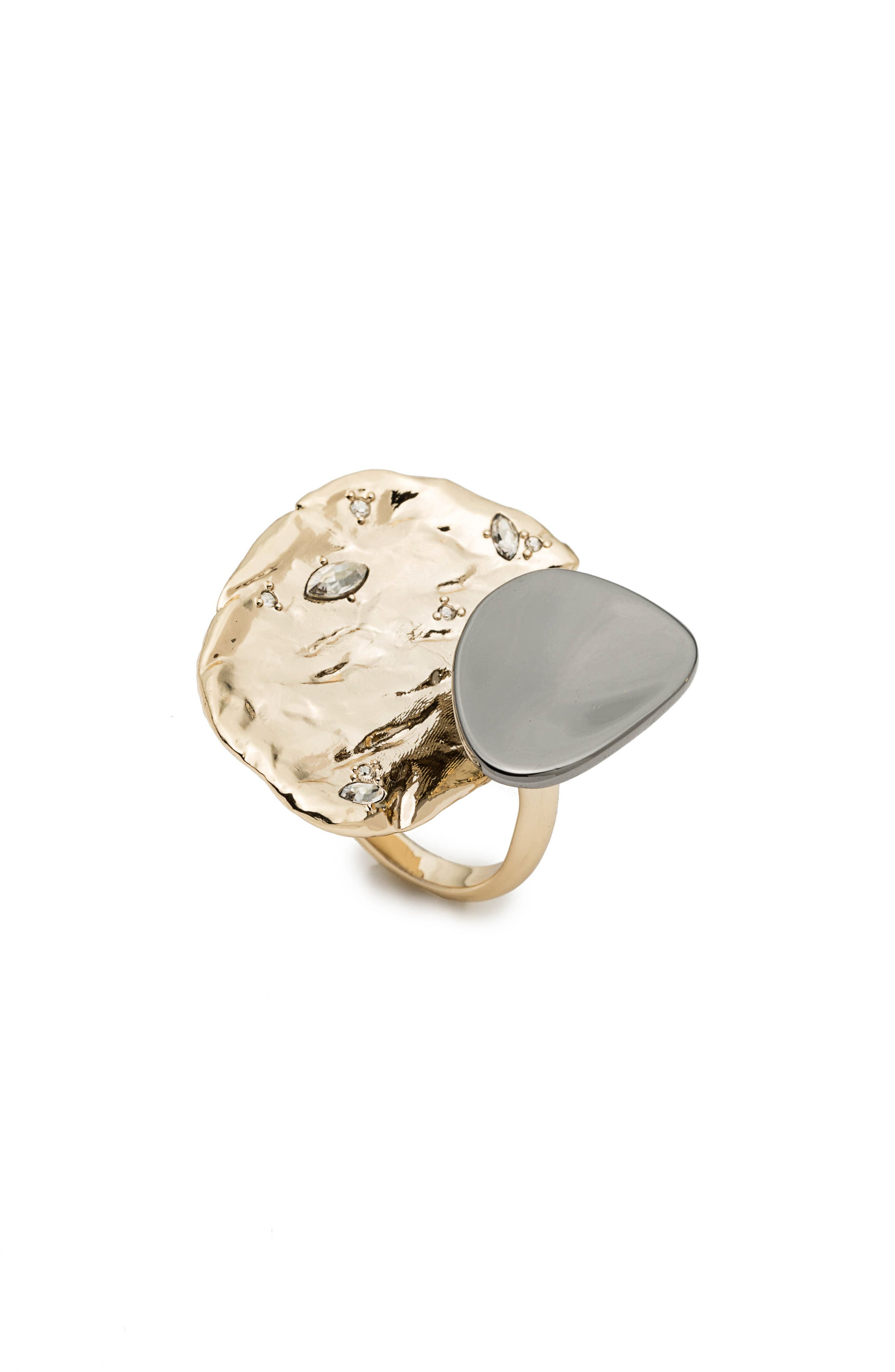 Alexis Bittar Elements Crystal Accent Ring