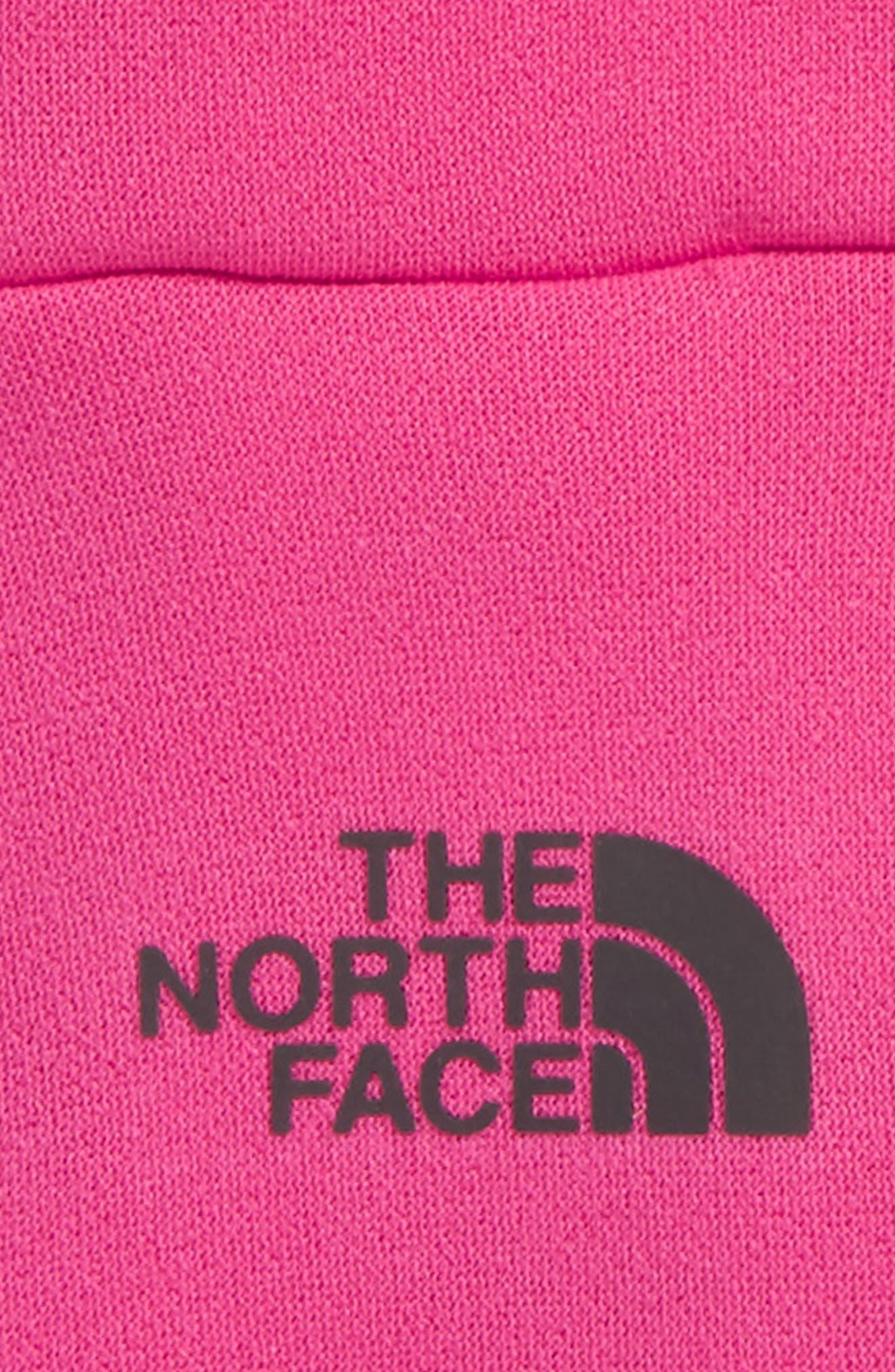 E-Tip Gloves,                             Alternate thumbnail 3, color,                             Petticoat Pink