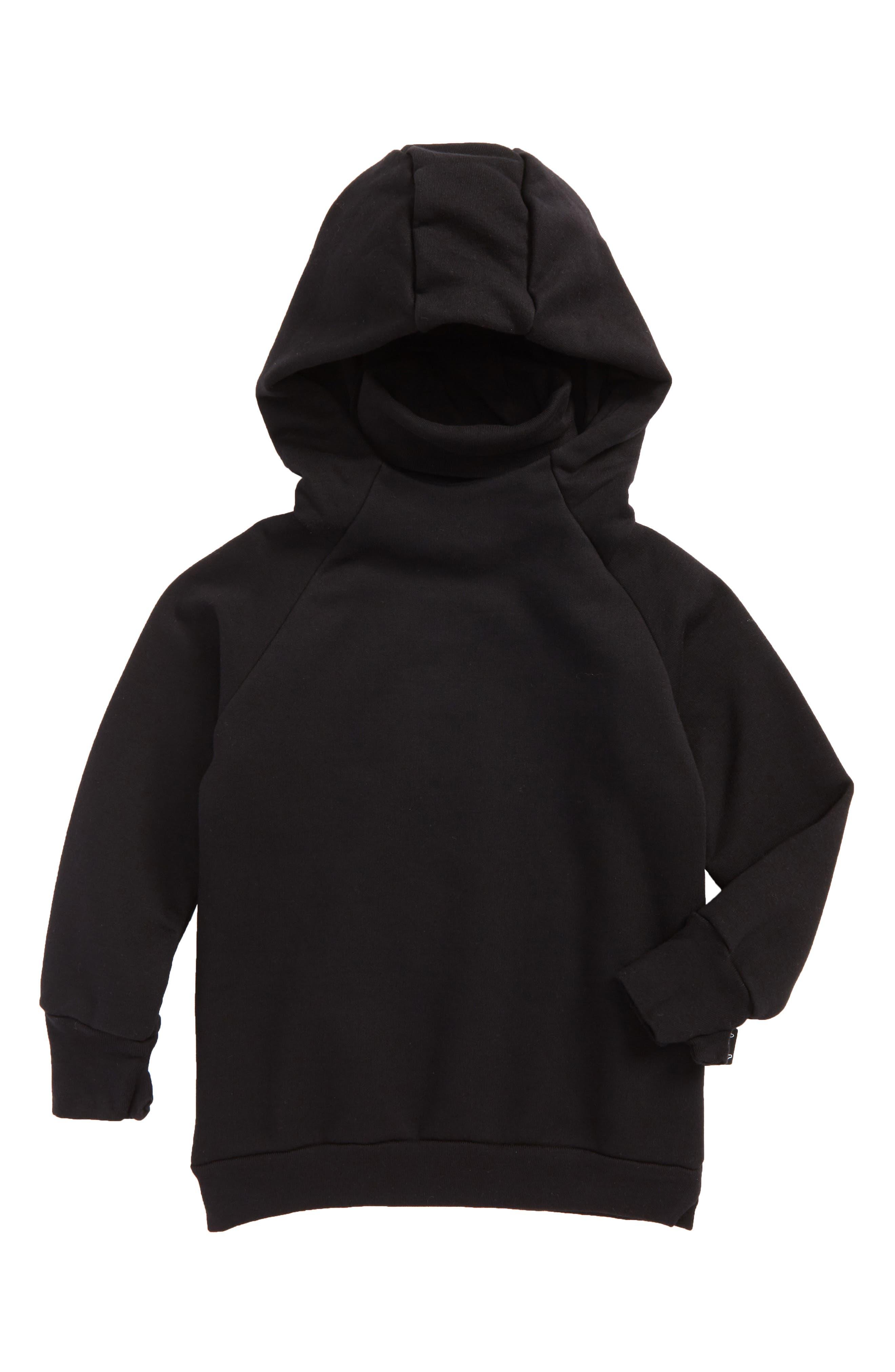 Ninja Hoodie,                             Main thumbnail 1, color,                             Black