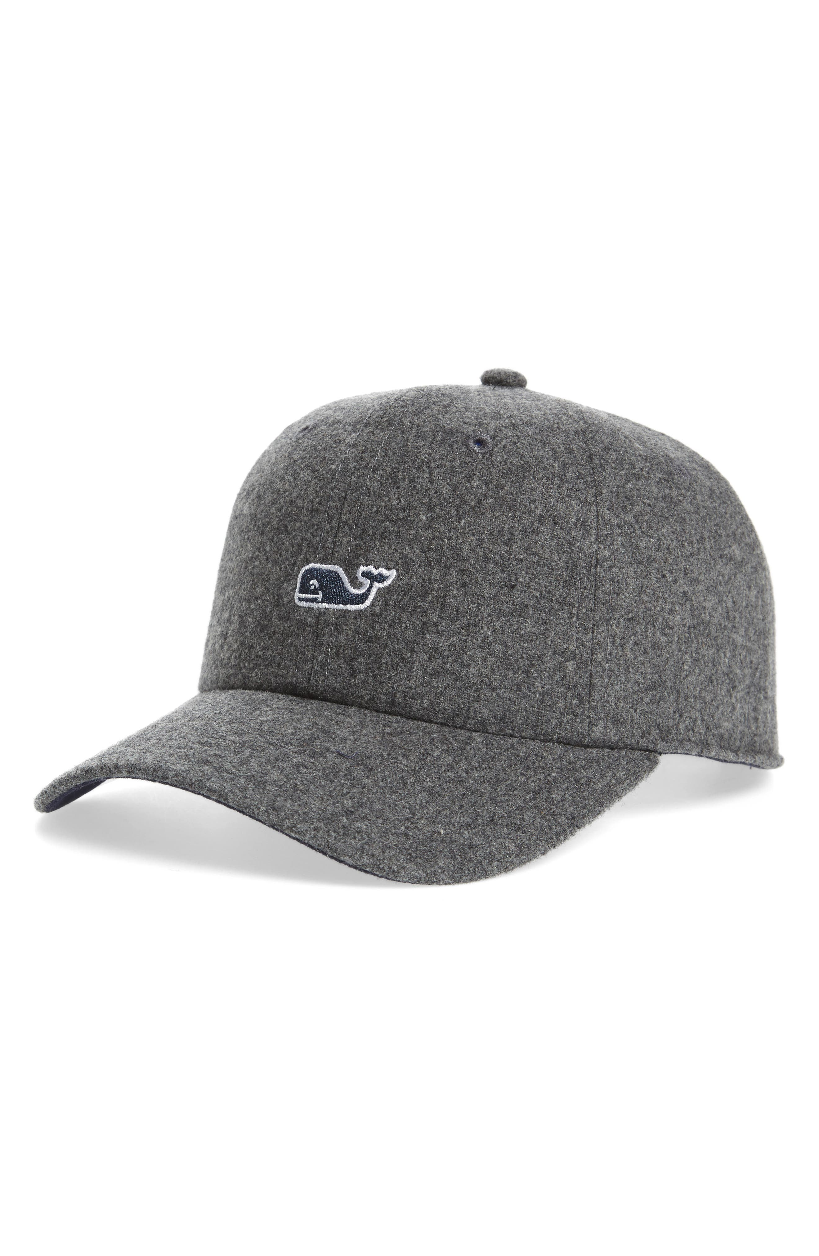 vineyard vines Wool Blend Baseball Cap