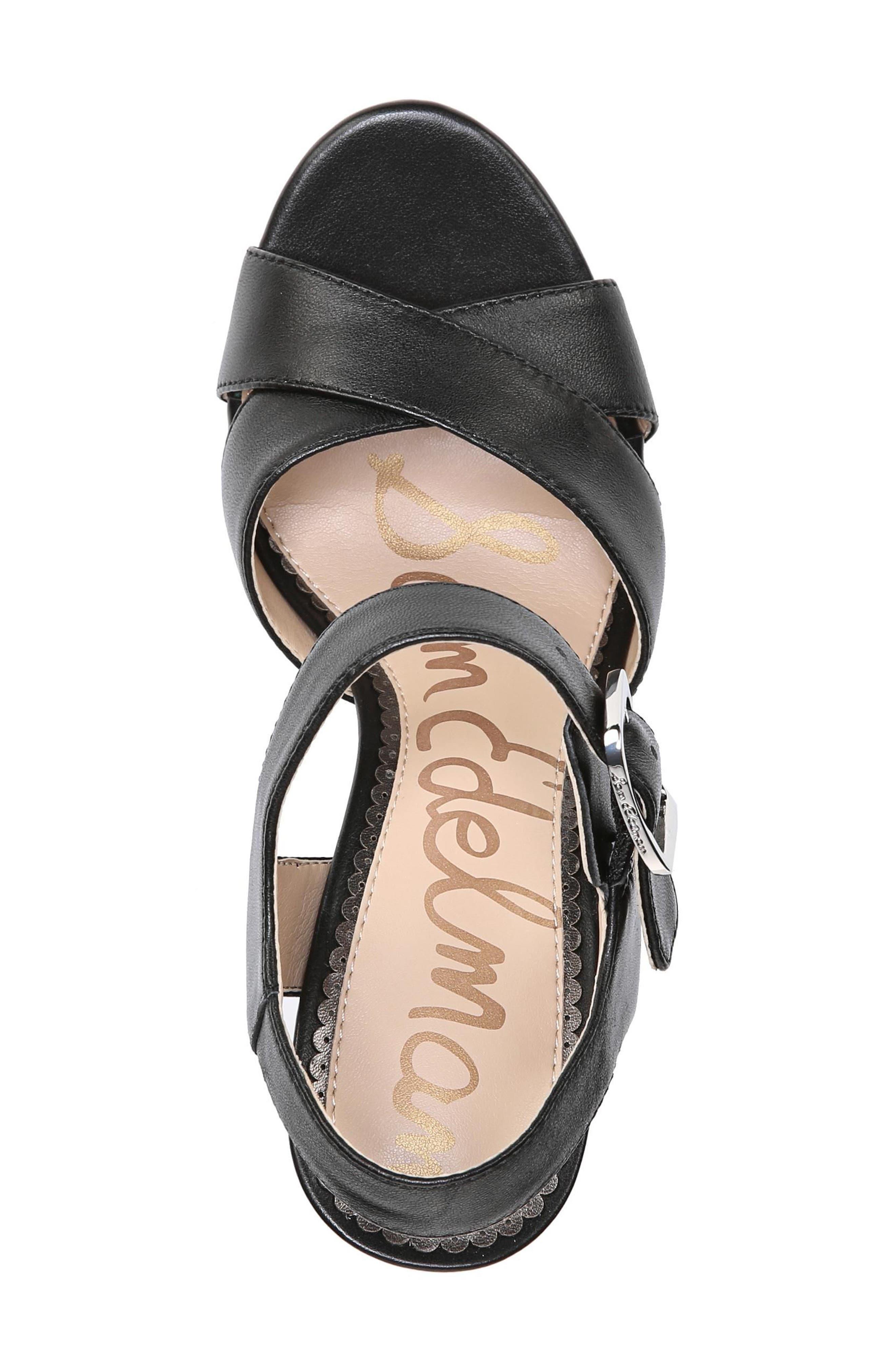 Alternate Image 5  - Sam Edelman Willa Platform Sandal (Women)