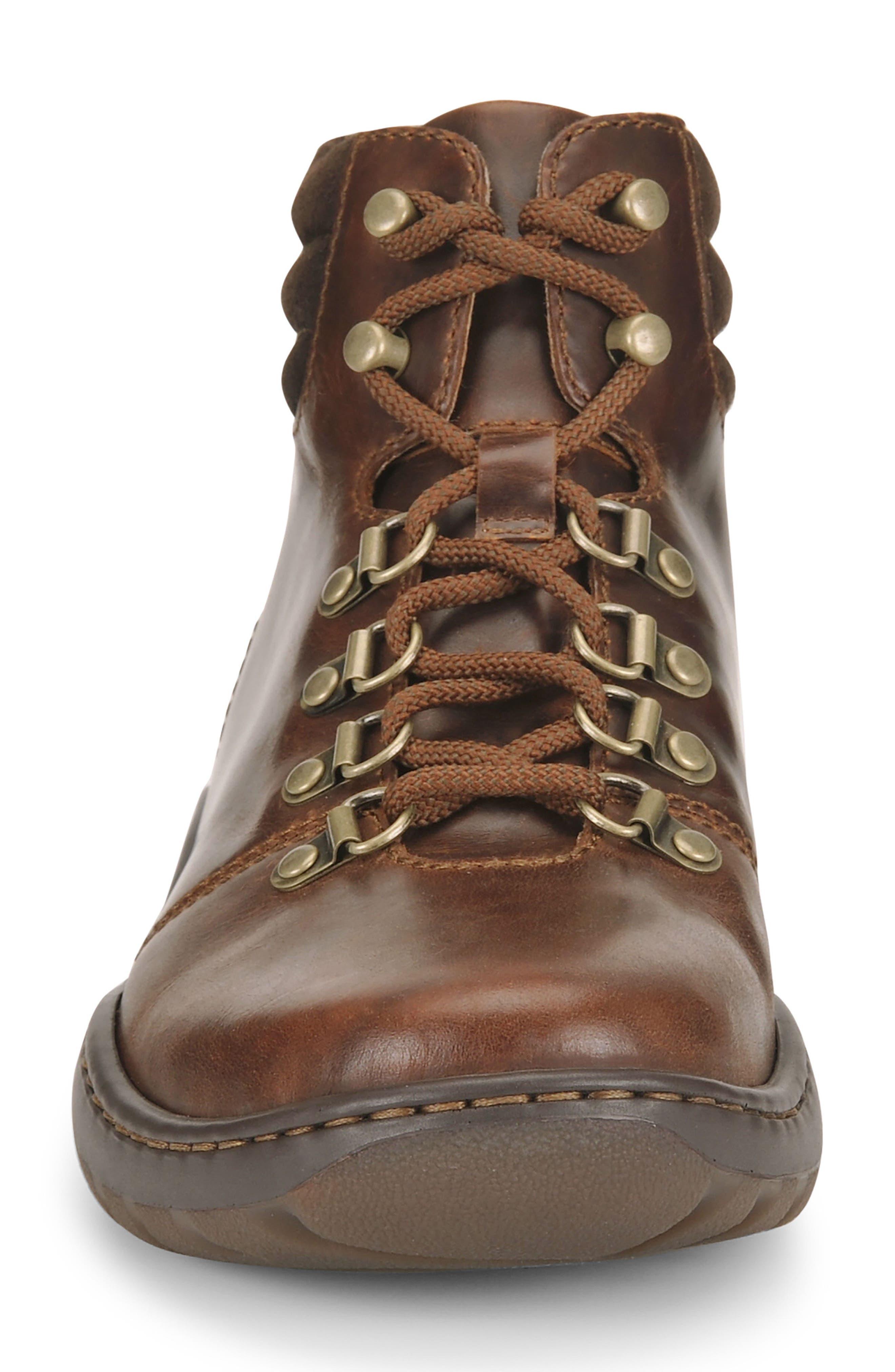 Alternate Image 4  - Børn Dutchman Plain Toe Boot (Men)