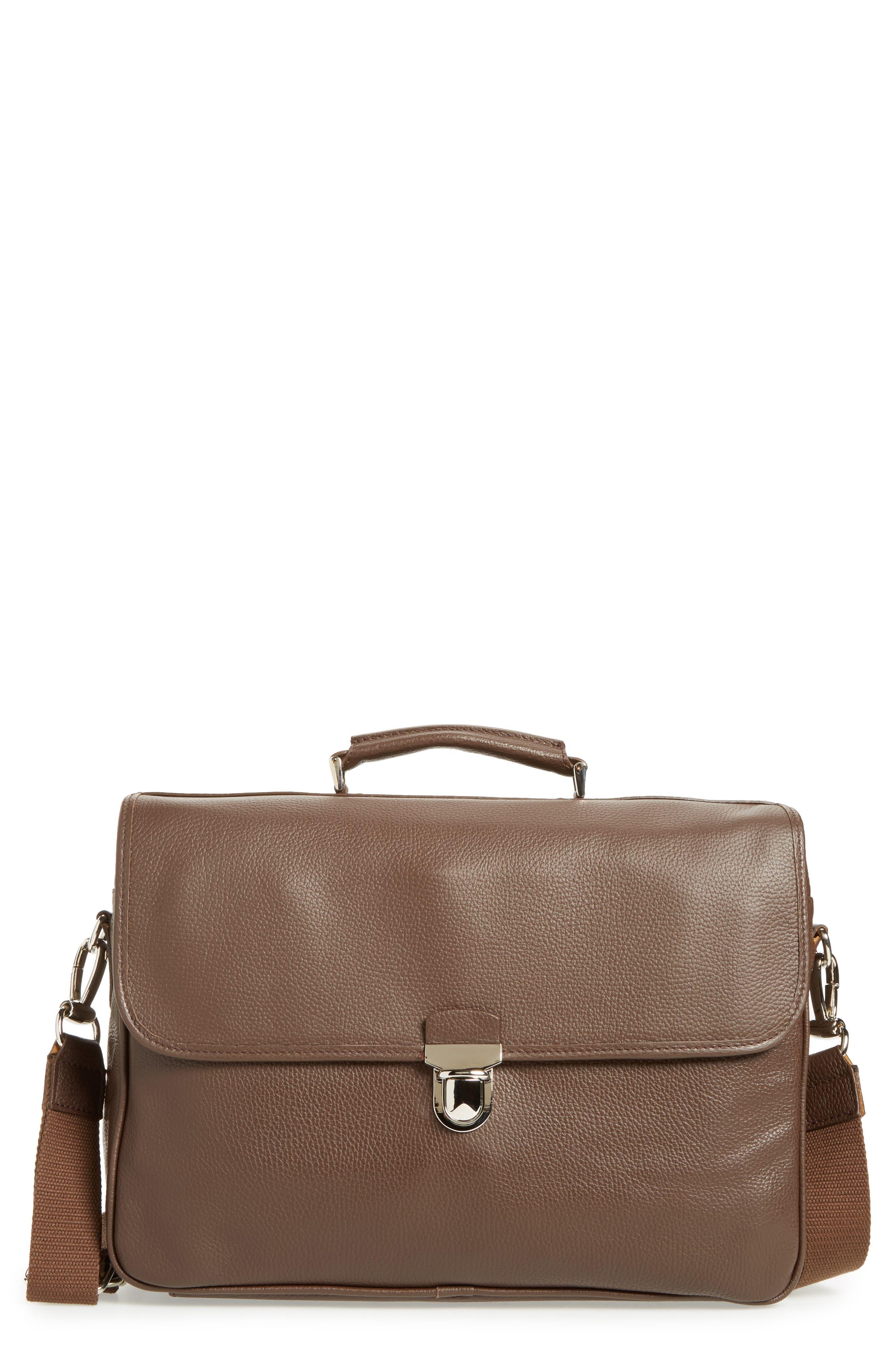 Main Image - Eleventy Convertible Briefcase