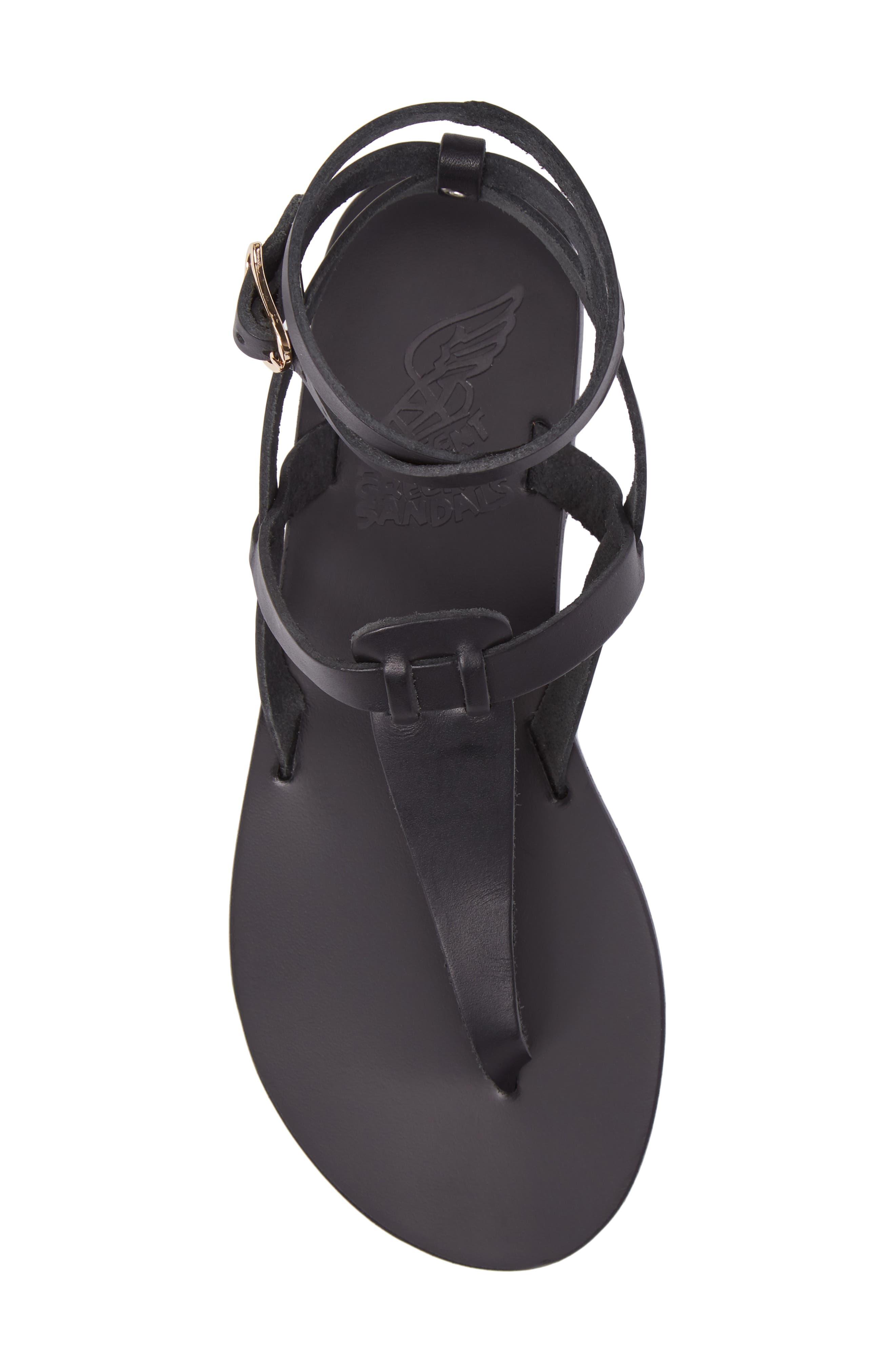 Alternate Image 5  - Ancient Greek Sandals Estia Ankle Wrap Sandal (Women)