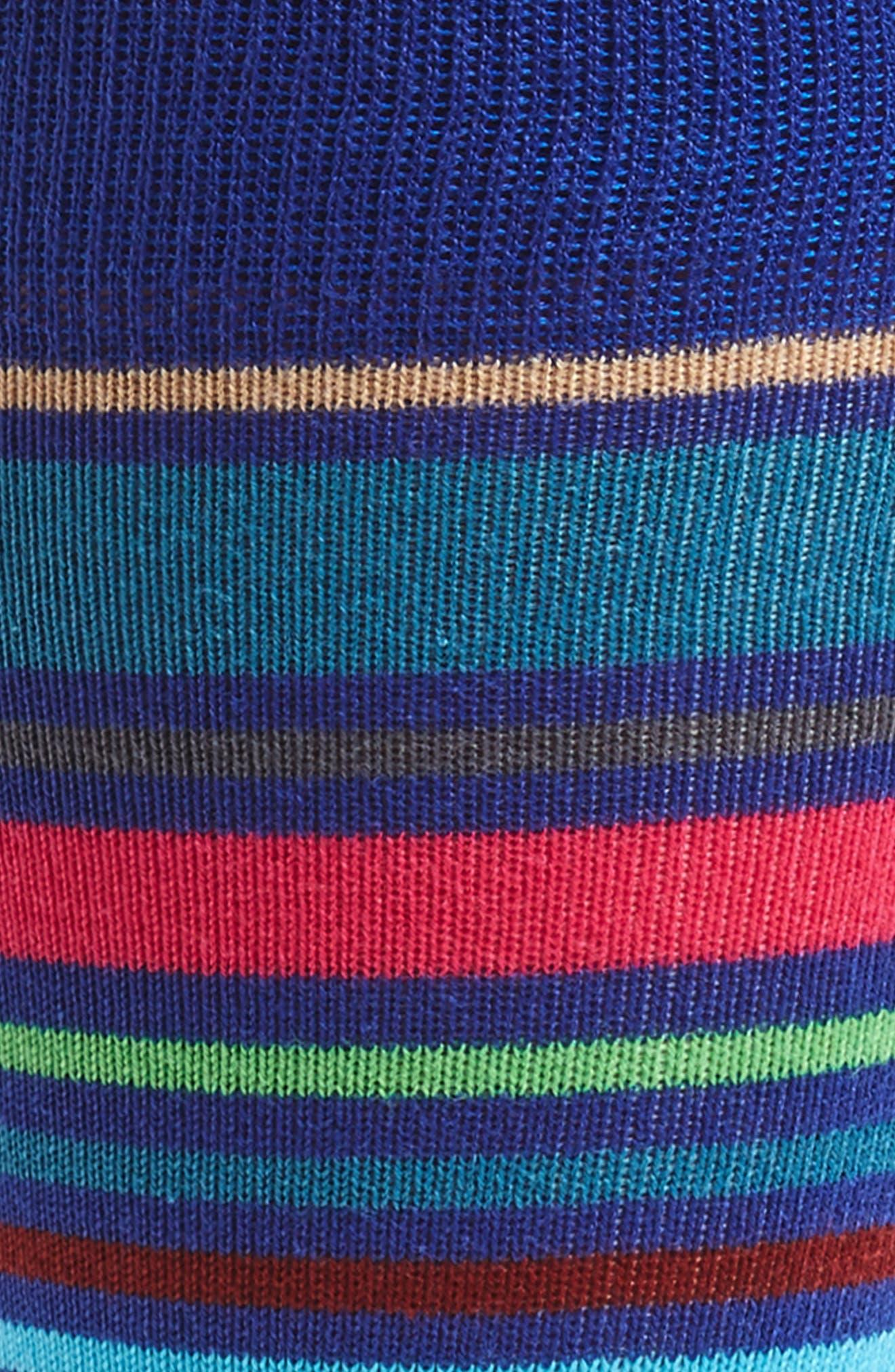 Alternate Image 2  - Paul Smith Wolfie Stripe Socks