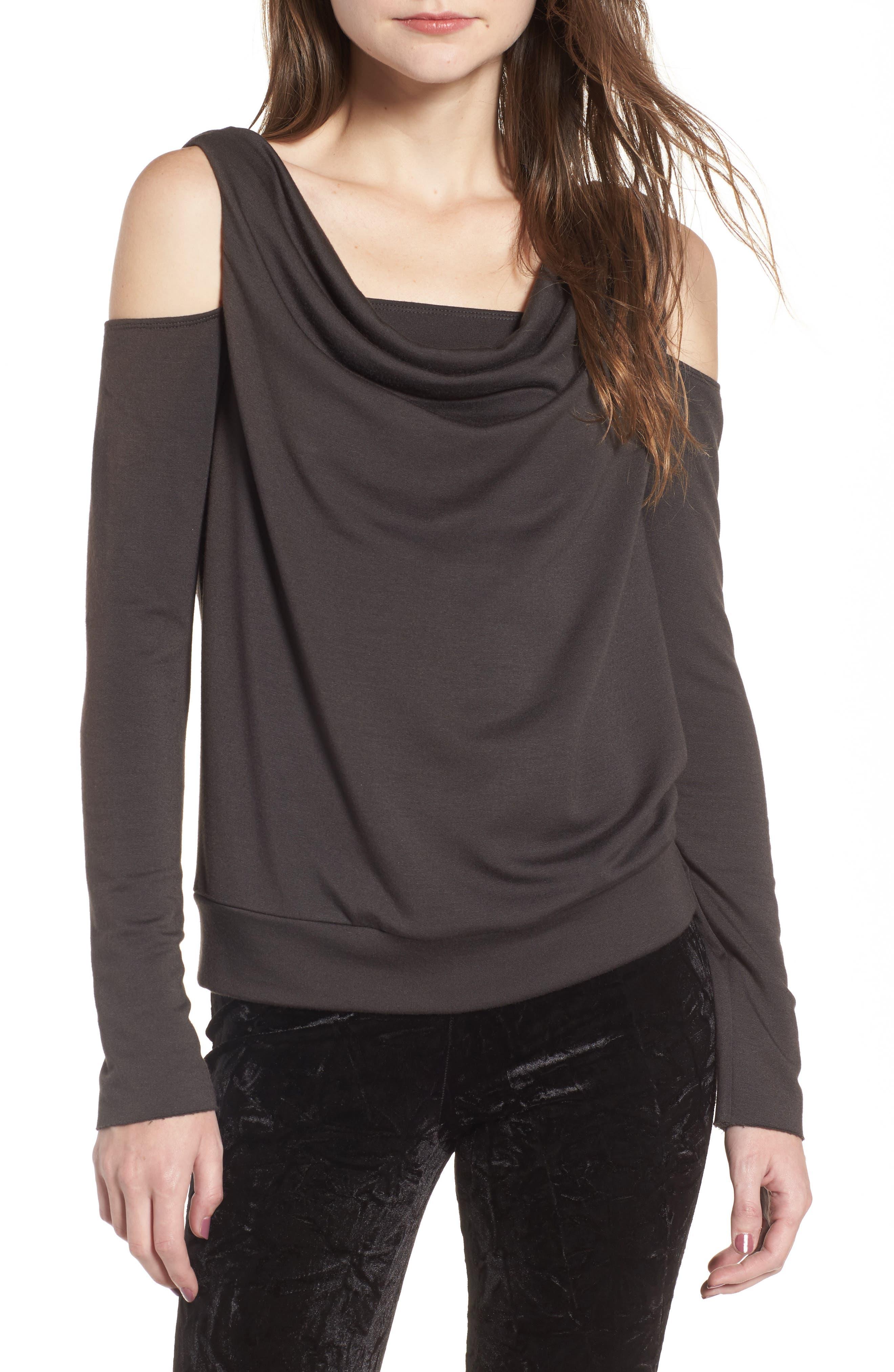 Flashback Sweatshirt,                         Main,                         color, Ash