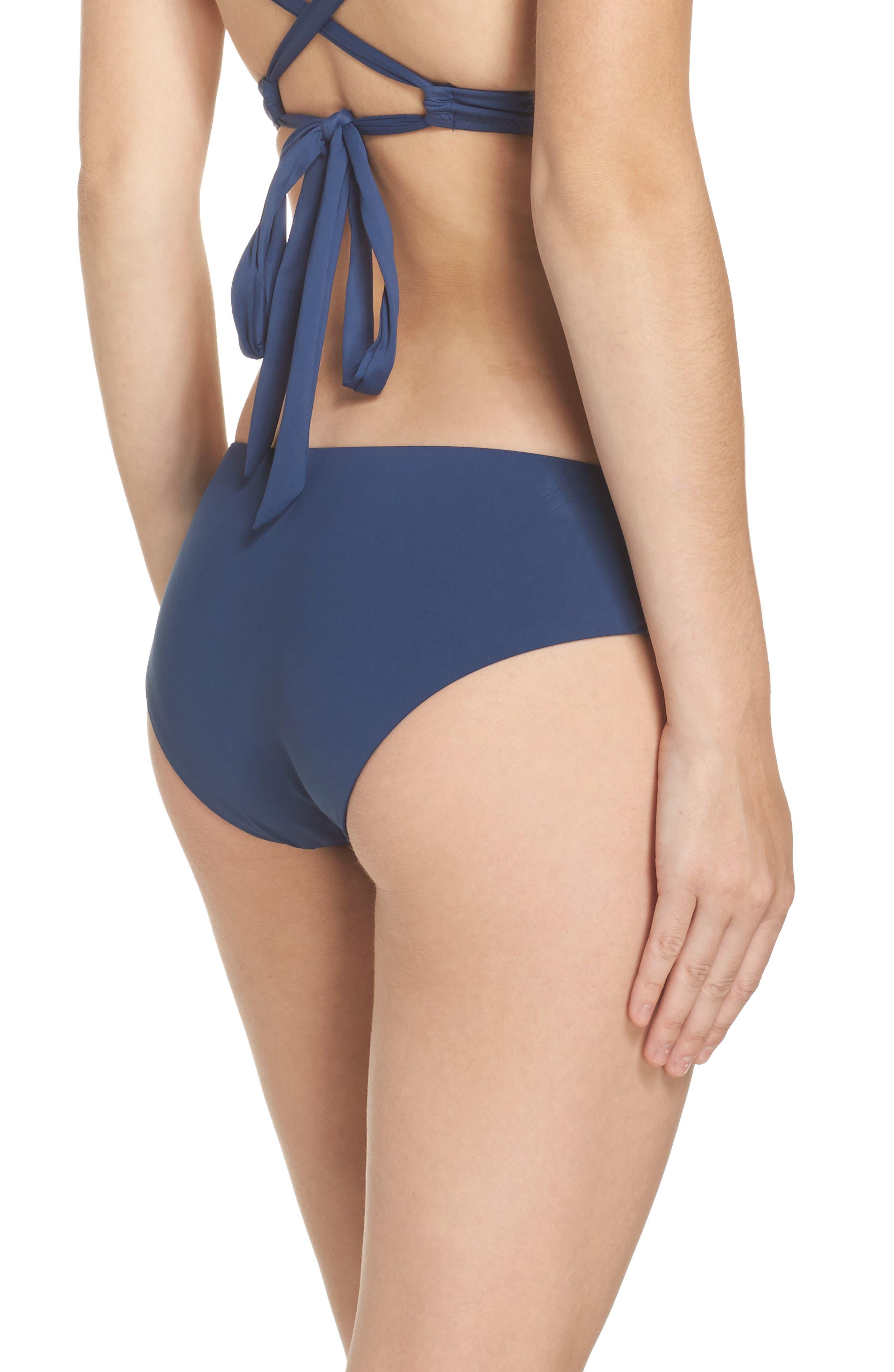 Alternate Image 2  - Becca Color Code Hipster Bikini Bottoms