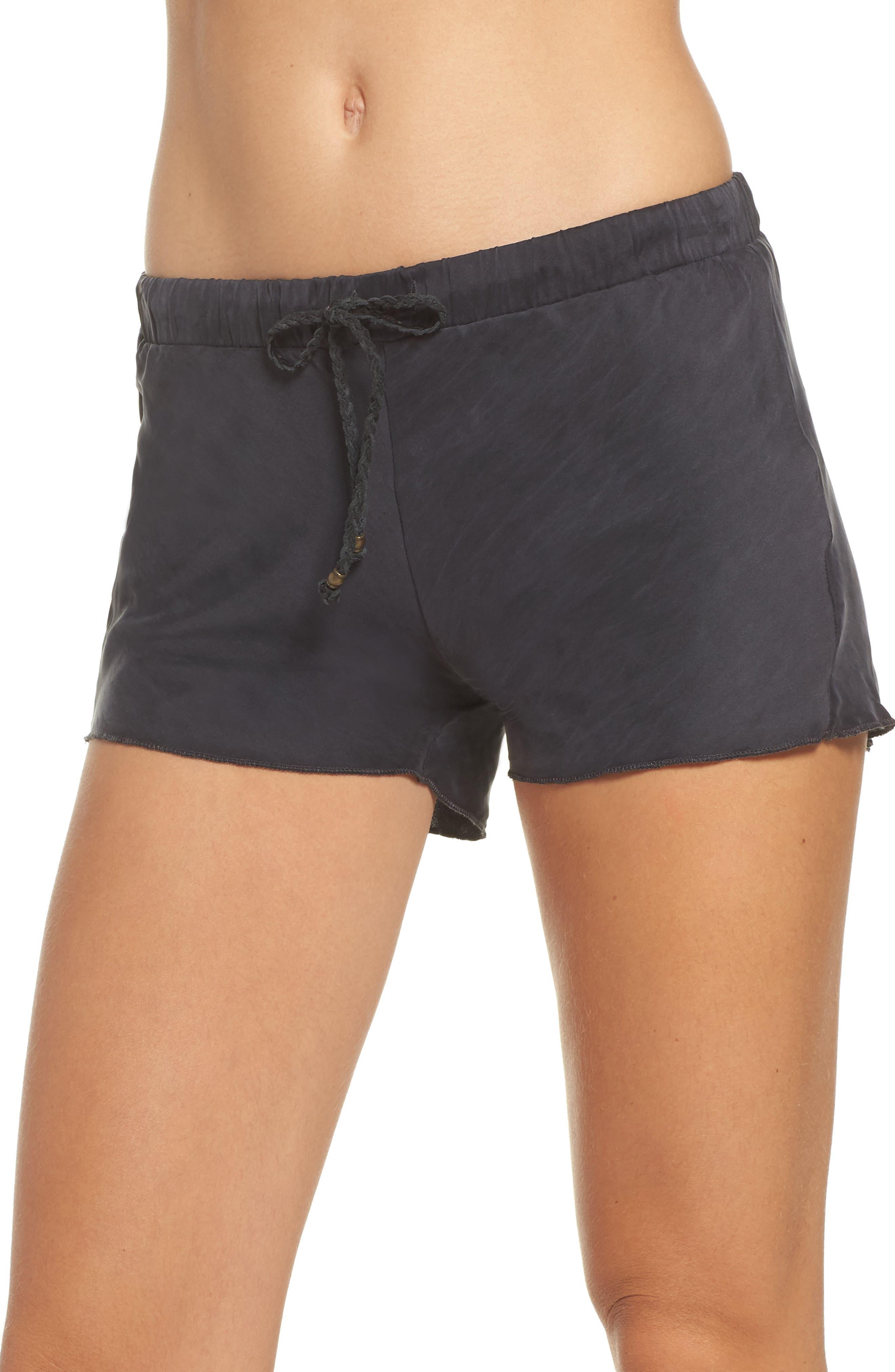 Main Image - Ragdoll Silk Pajama Shorts