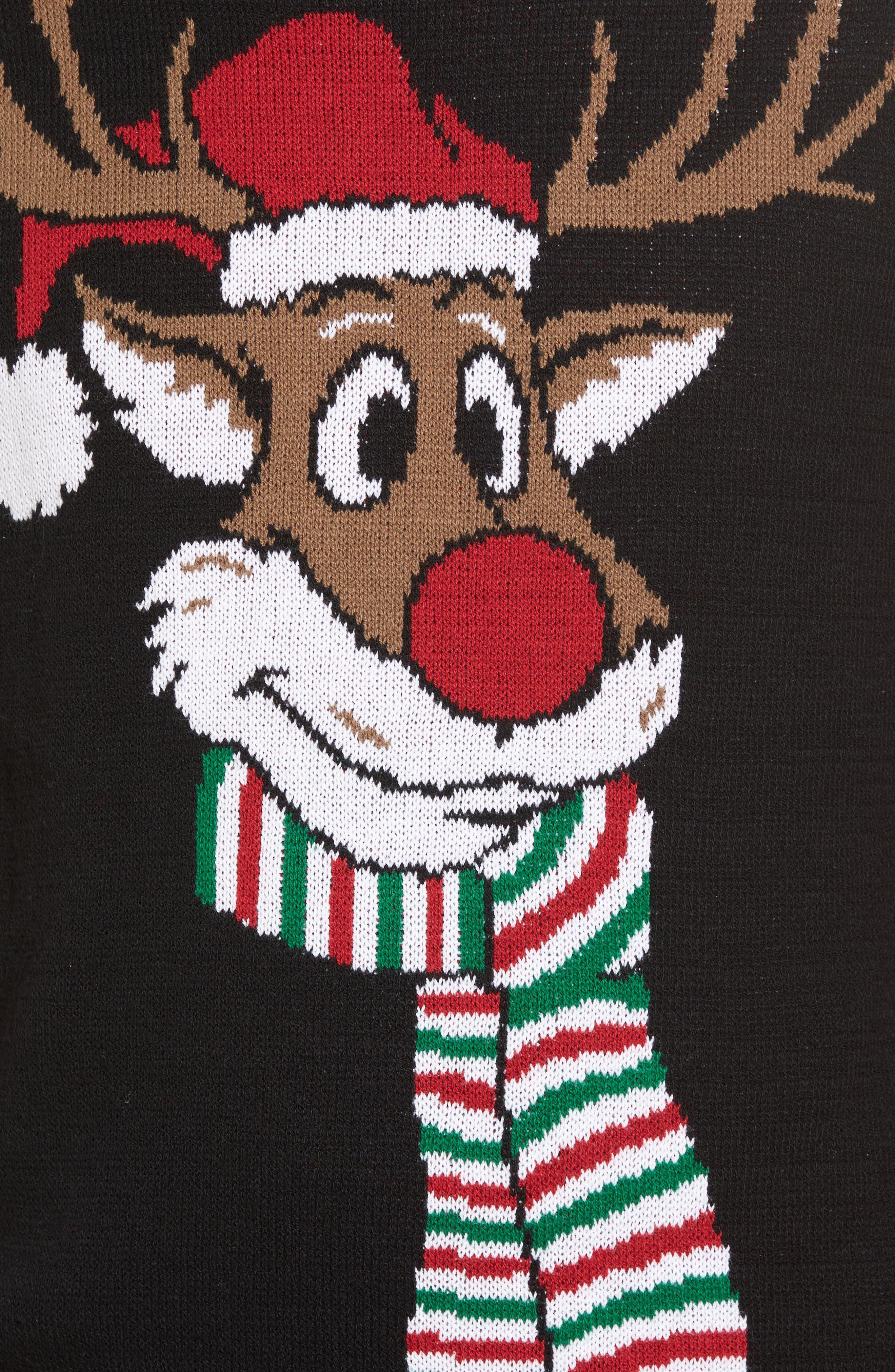 Alternate Image 5  - The Rail Reindeer Sweater