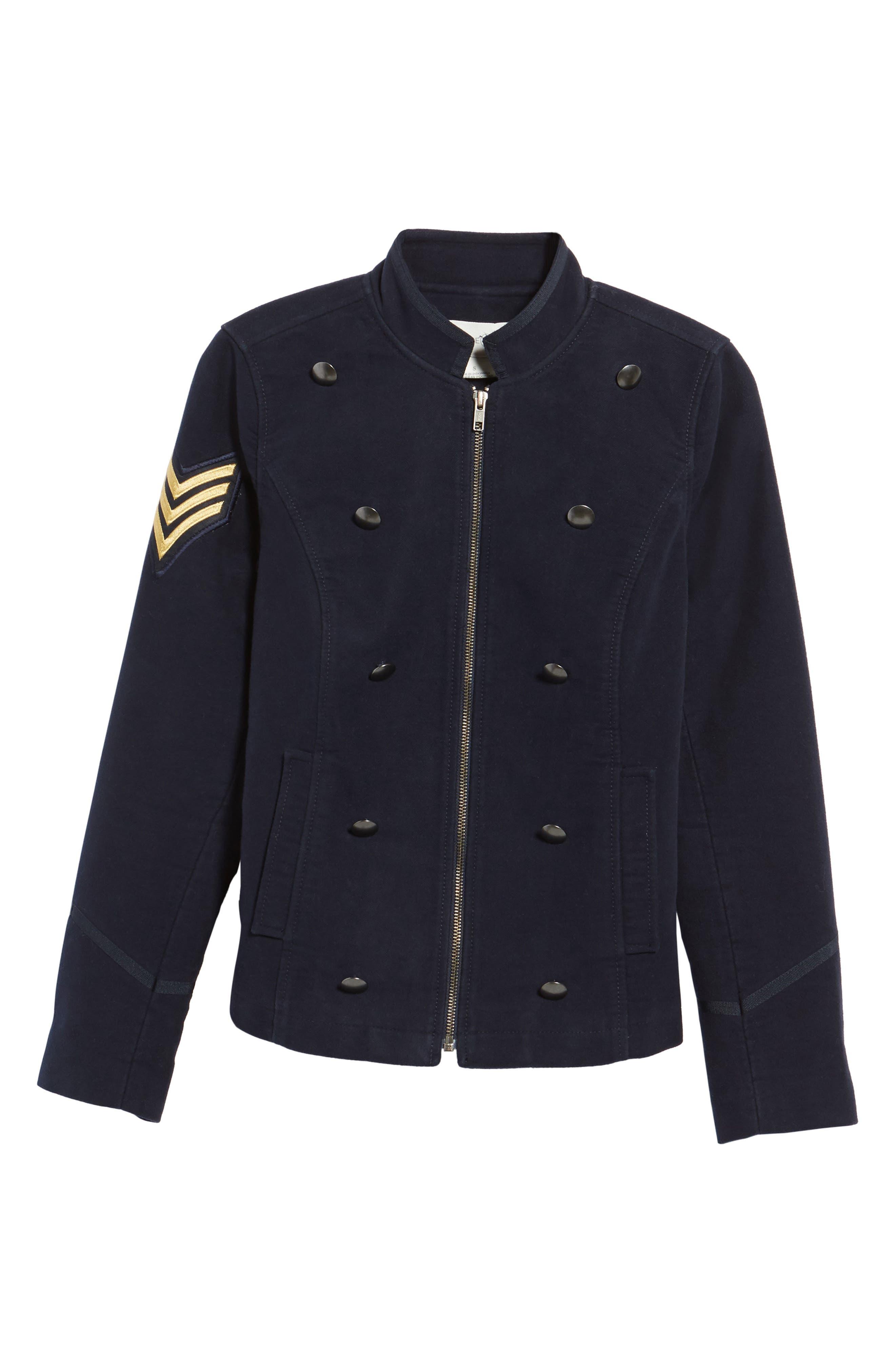 Alternate Image 6  - Treasure & Bond Officers Jacket
