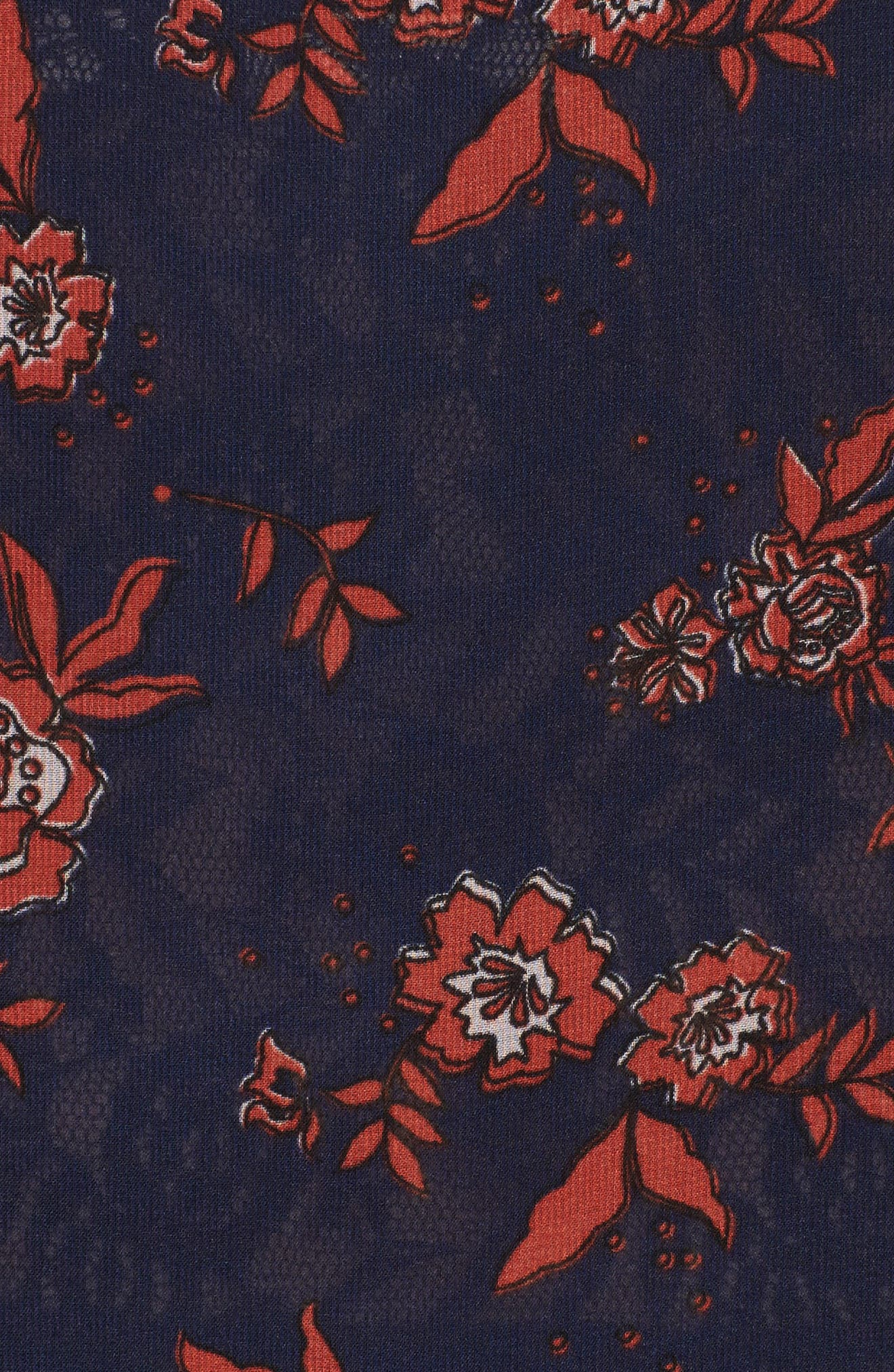 Alternate Image 5  - The Fifth Label Capital Floral Blouse