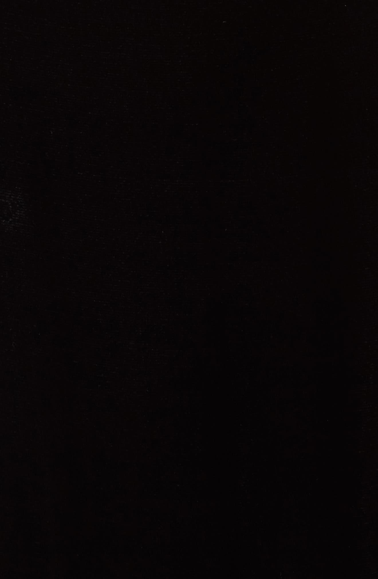 Alternate Image 5  - Eileen Fisher Slouchy Velvet Jumpsuit (Regular & Petite)