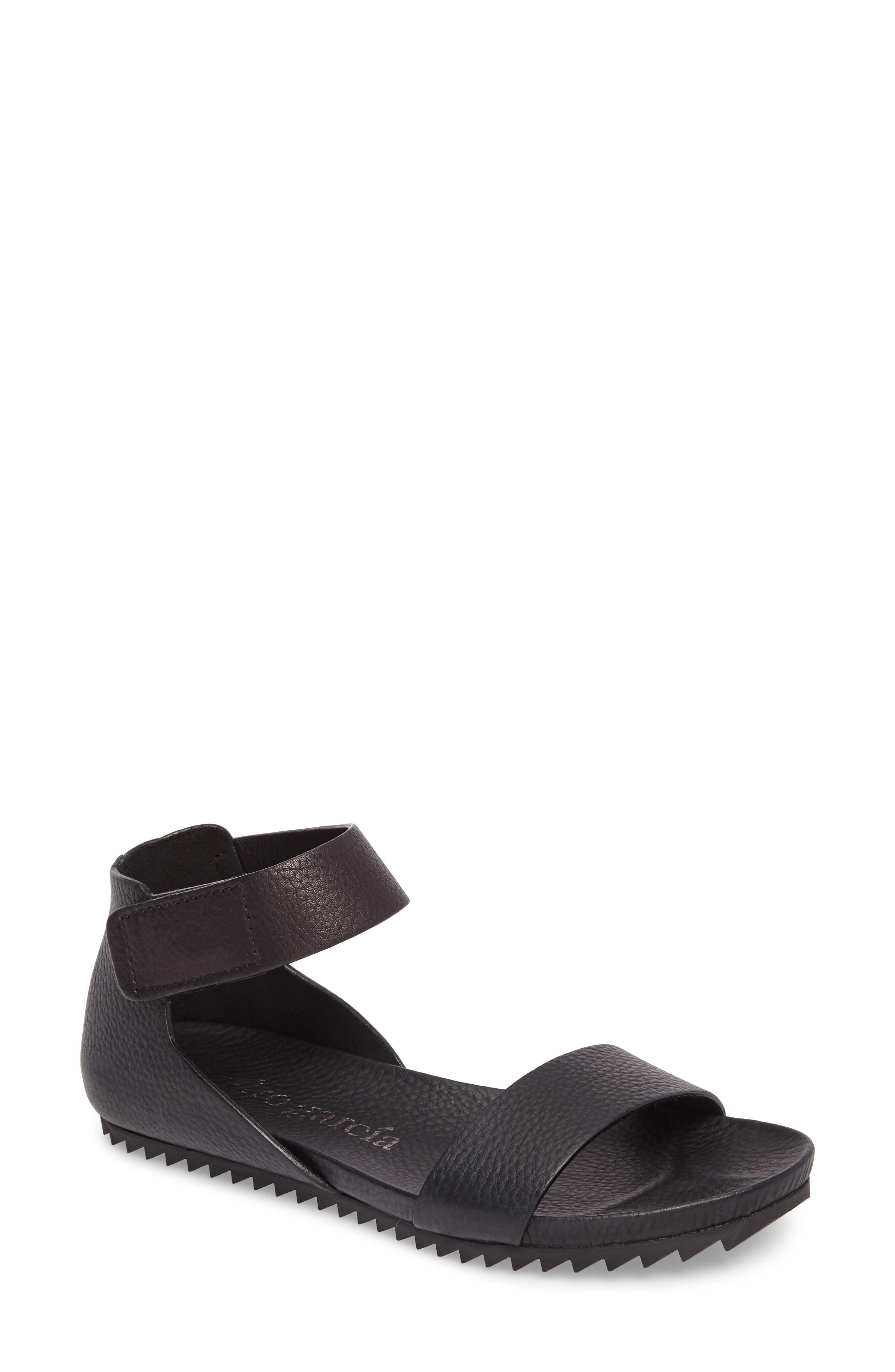 Alternate Image 1 Selected - Pedro Garcia Jalila Ankle Strap Sandal (Women) (Nordstrom Exclusive)