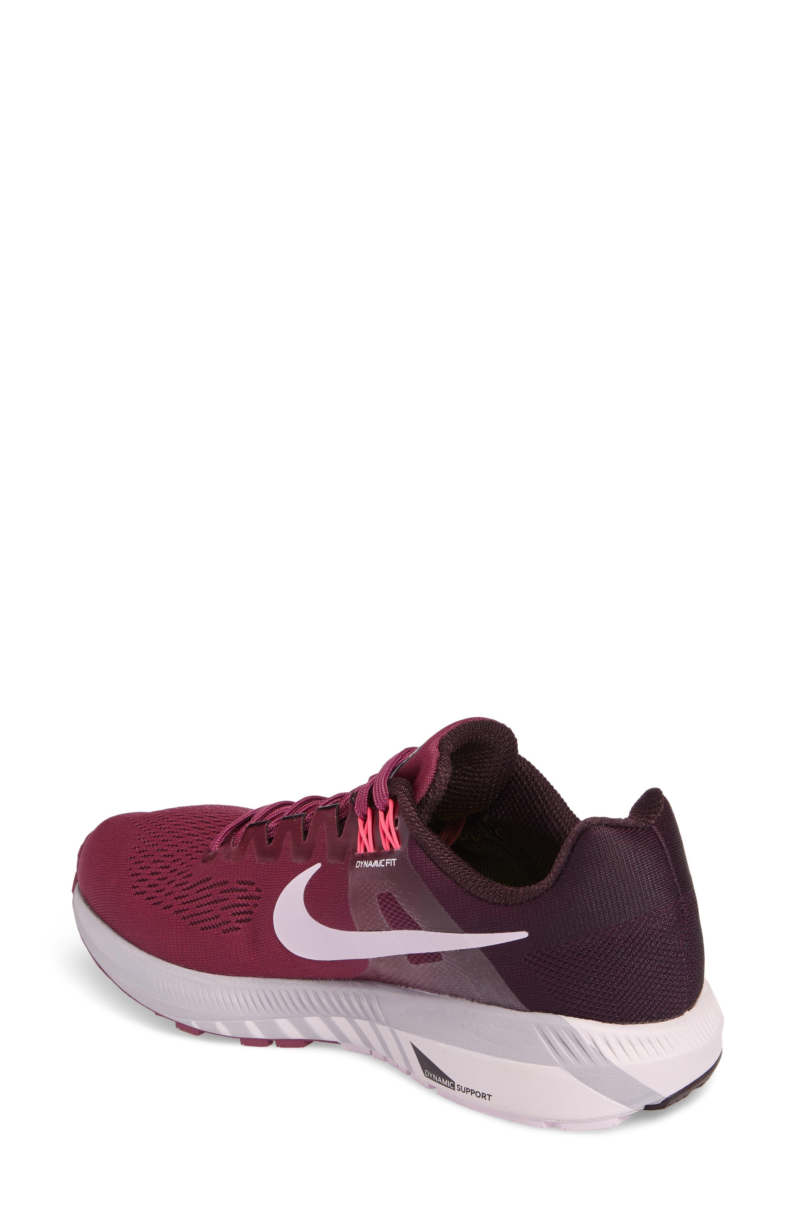 Alternate Image 2  - Nike Air Zoom Structure 21 Running Shoe (Women)