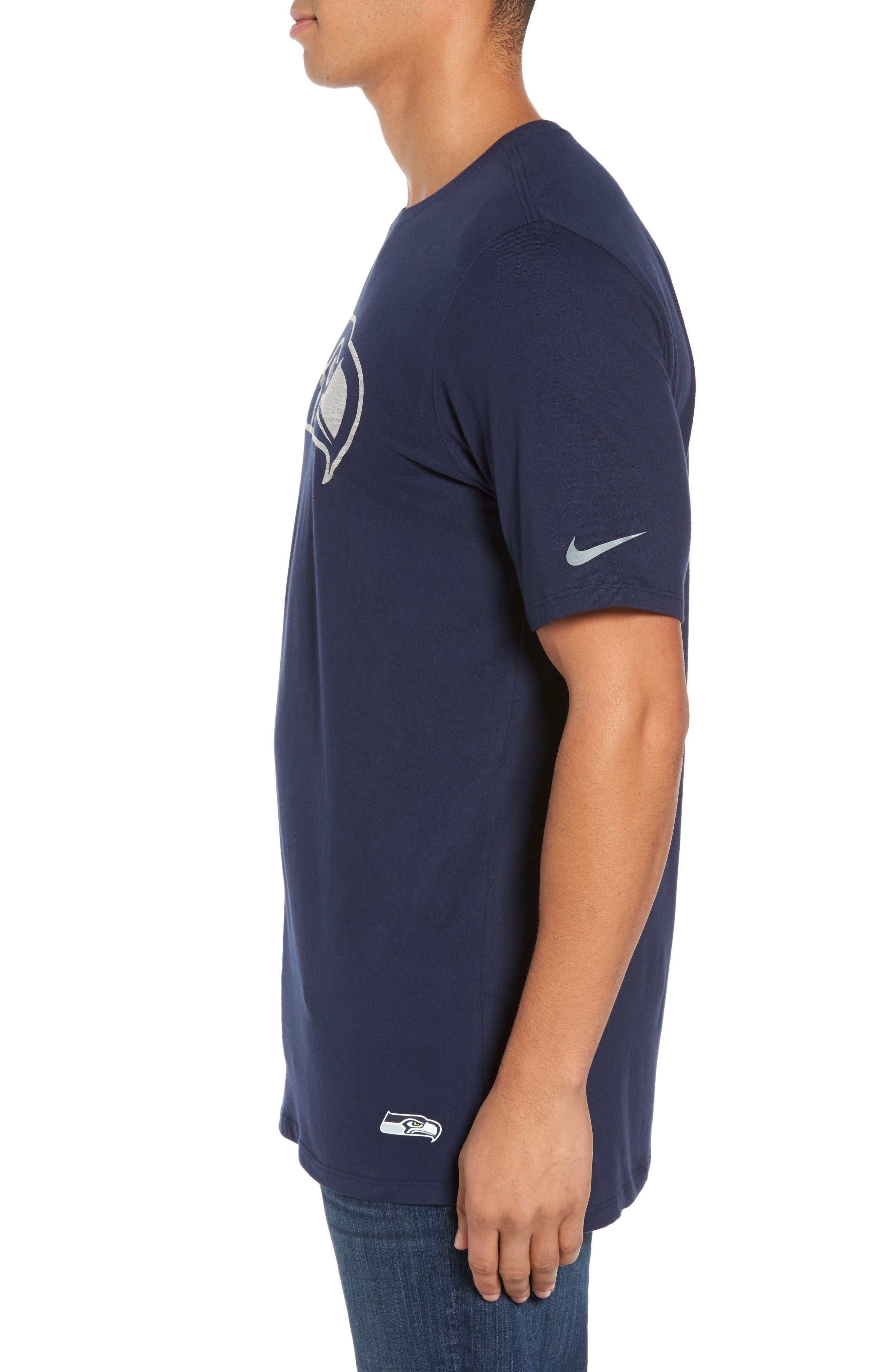 Alternate Image 3  - Nike NFL Team Graphic T-Shirt