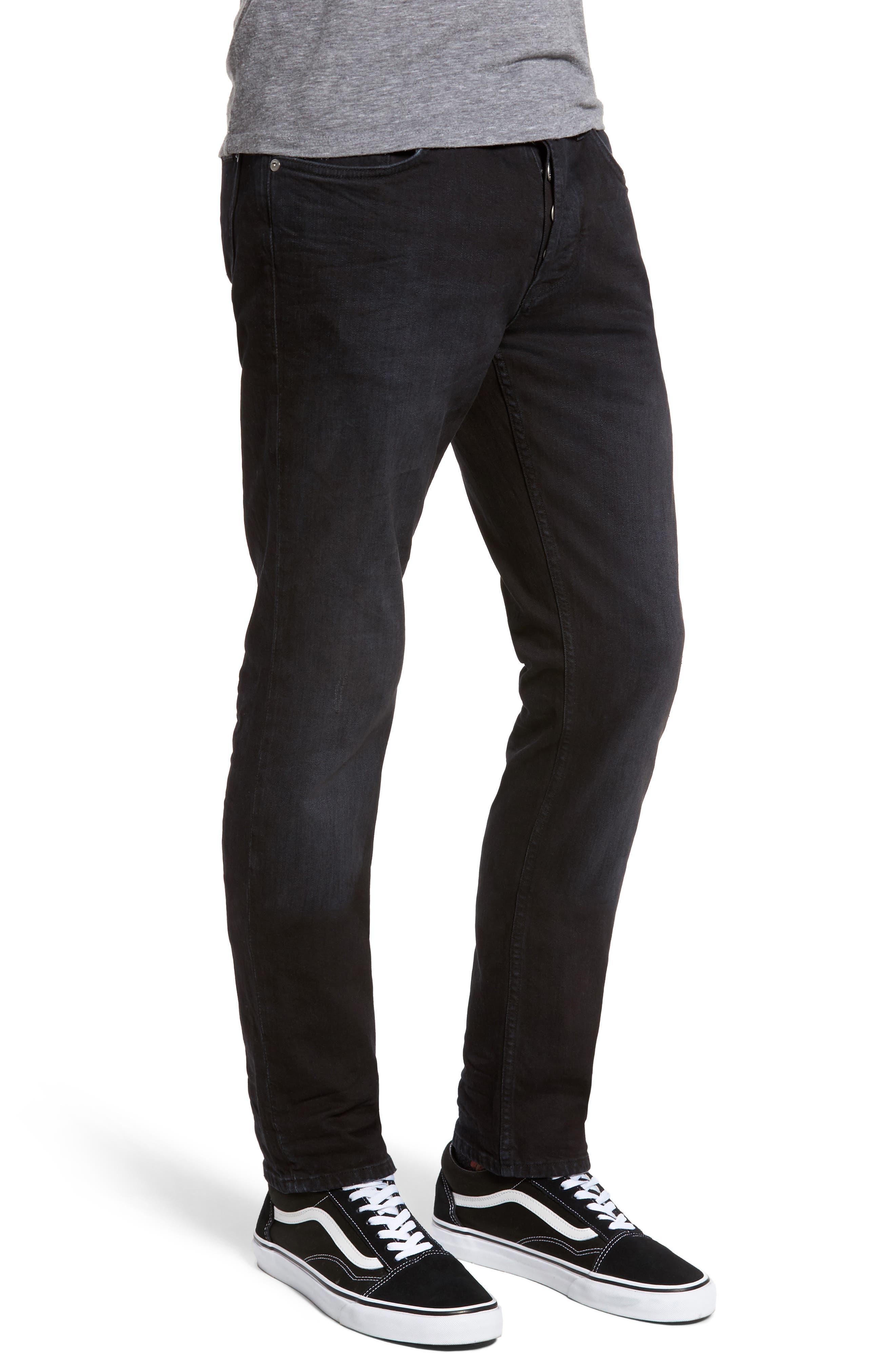 Sartor Skinny Fit Jeans,                             Alternate thumbnail 3, color,                             Low Key