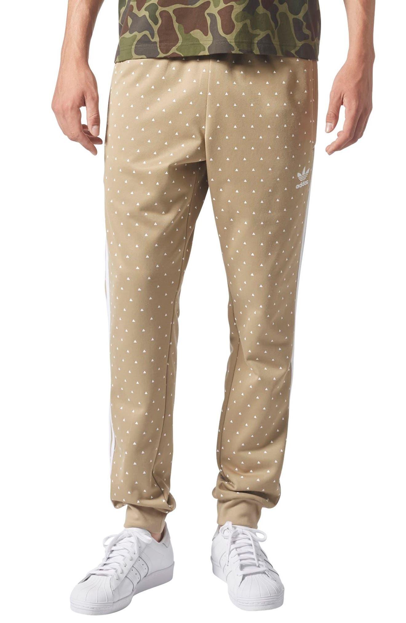 Pharrell Williams Hu Hiking SST Track Pants,                         Main,                         color, Hemp